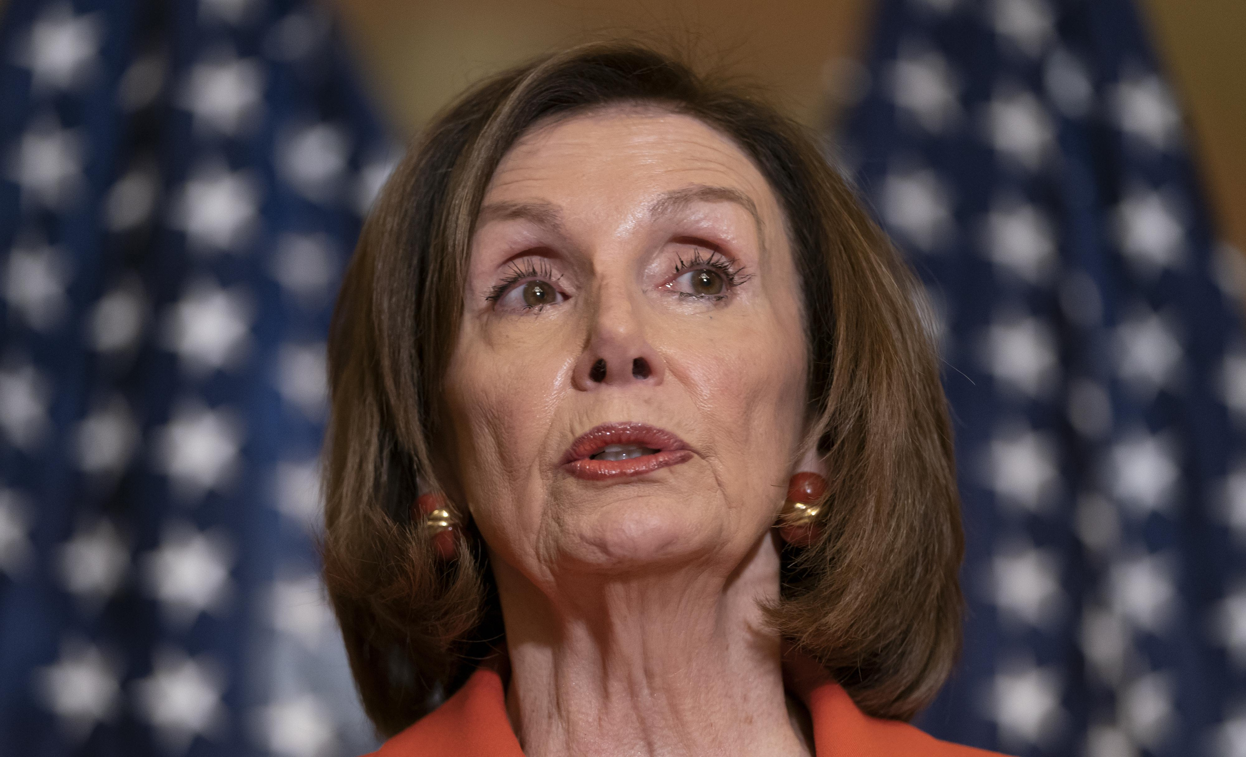 Senate rejects Pelosi's border bill