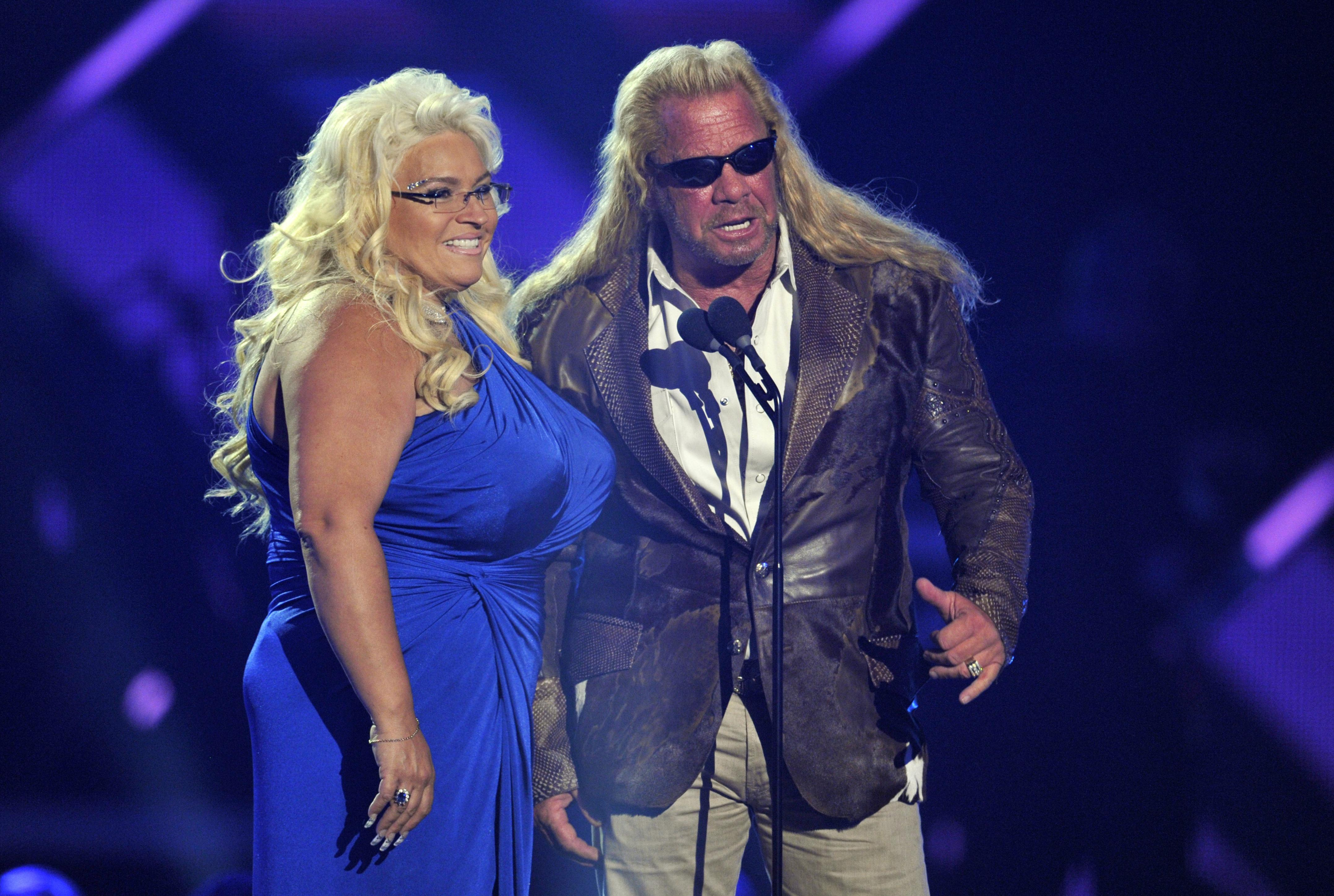 Beth Chapman dies of cancer; wife of 'Dog the Bounty Hunter' was 51