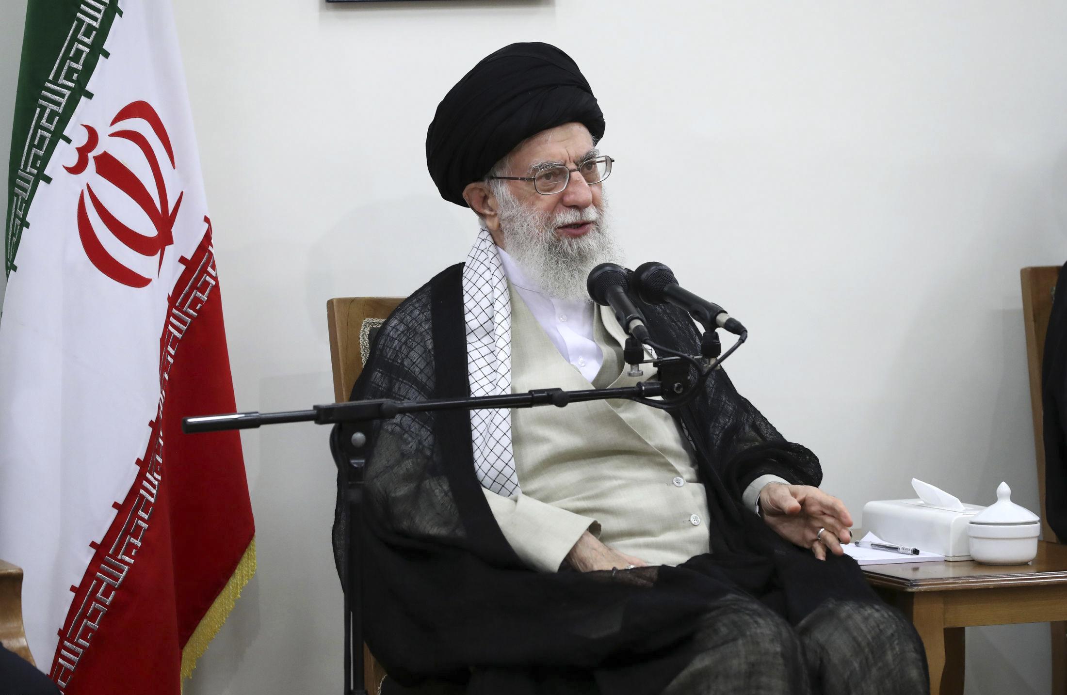 Key Senate Democrat says U.S. pressure on Iran is 'producing a reaction'