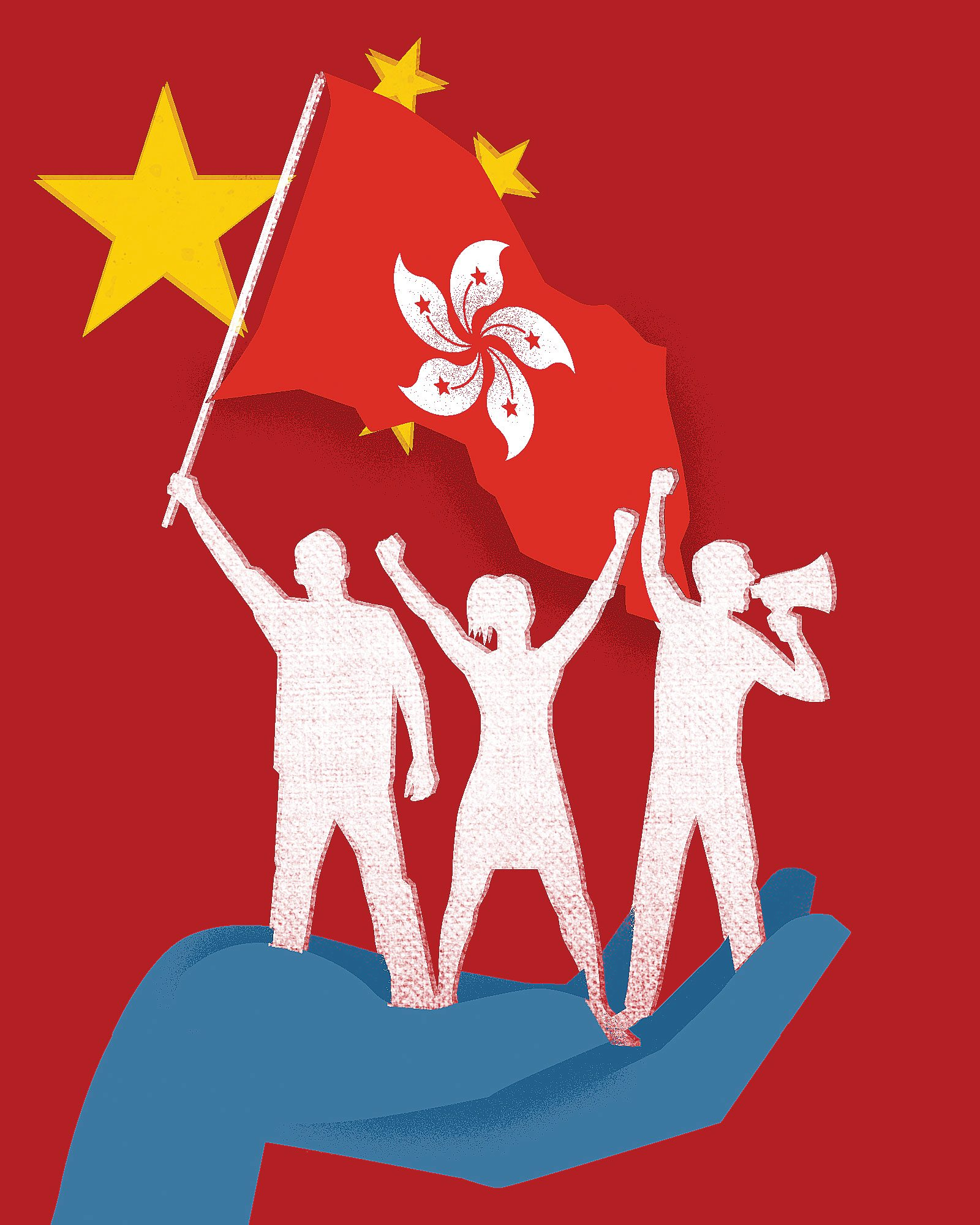 Hong Kong freedom fighters deserve more support than they're getting