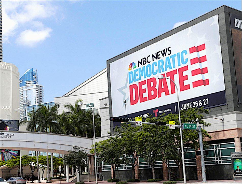 Inside the Beltway: Democratic debate deemed a 'horror show'