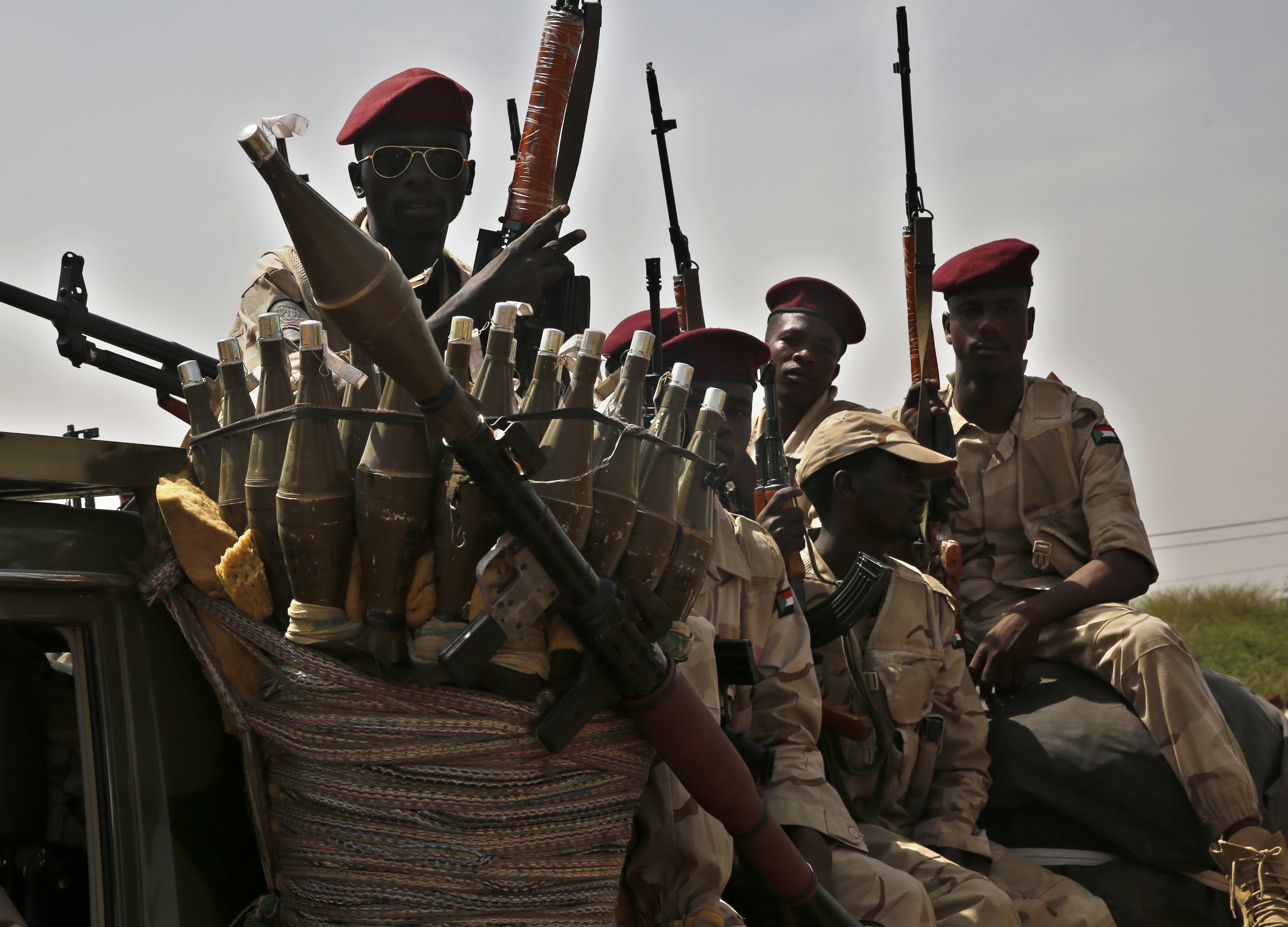 U.S. official says sanctions still an option in Sudan crisis