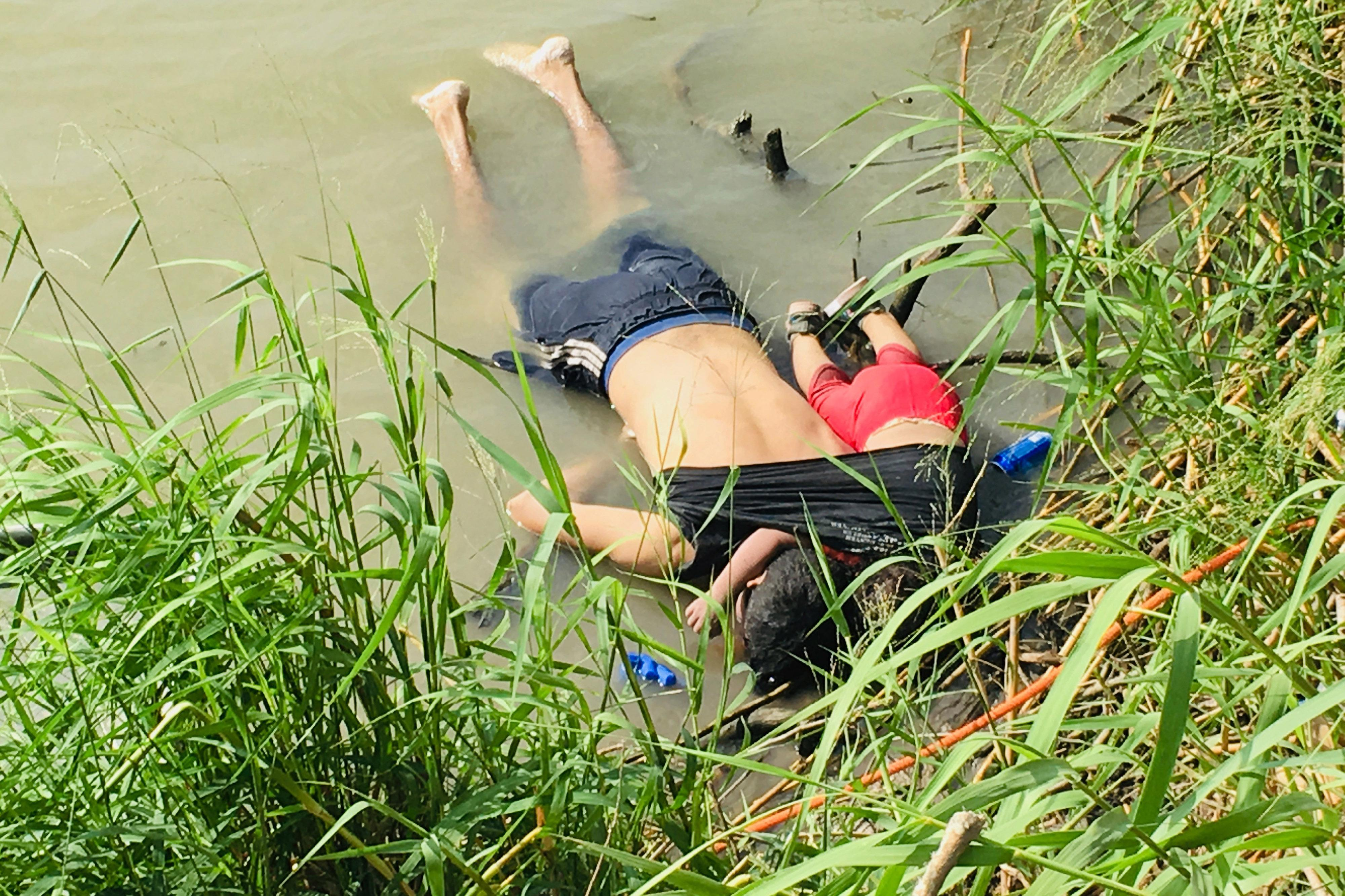 Trump: 'Open borders mean people drowning in the rivers'