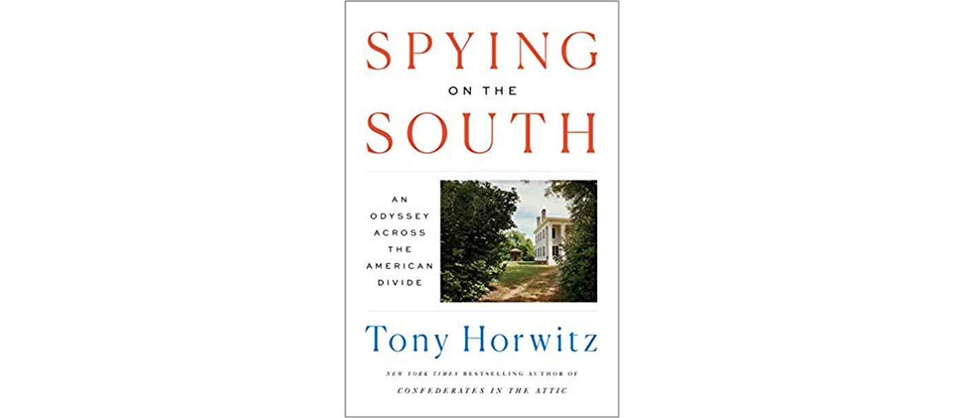 BOOK REVIEW: 'Spying on the South' by Tony Horwitz