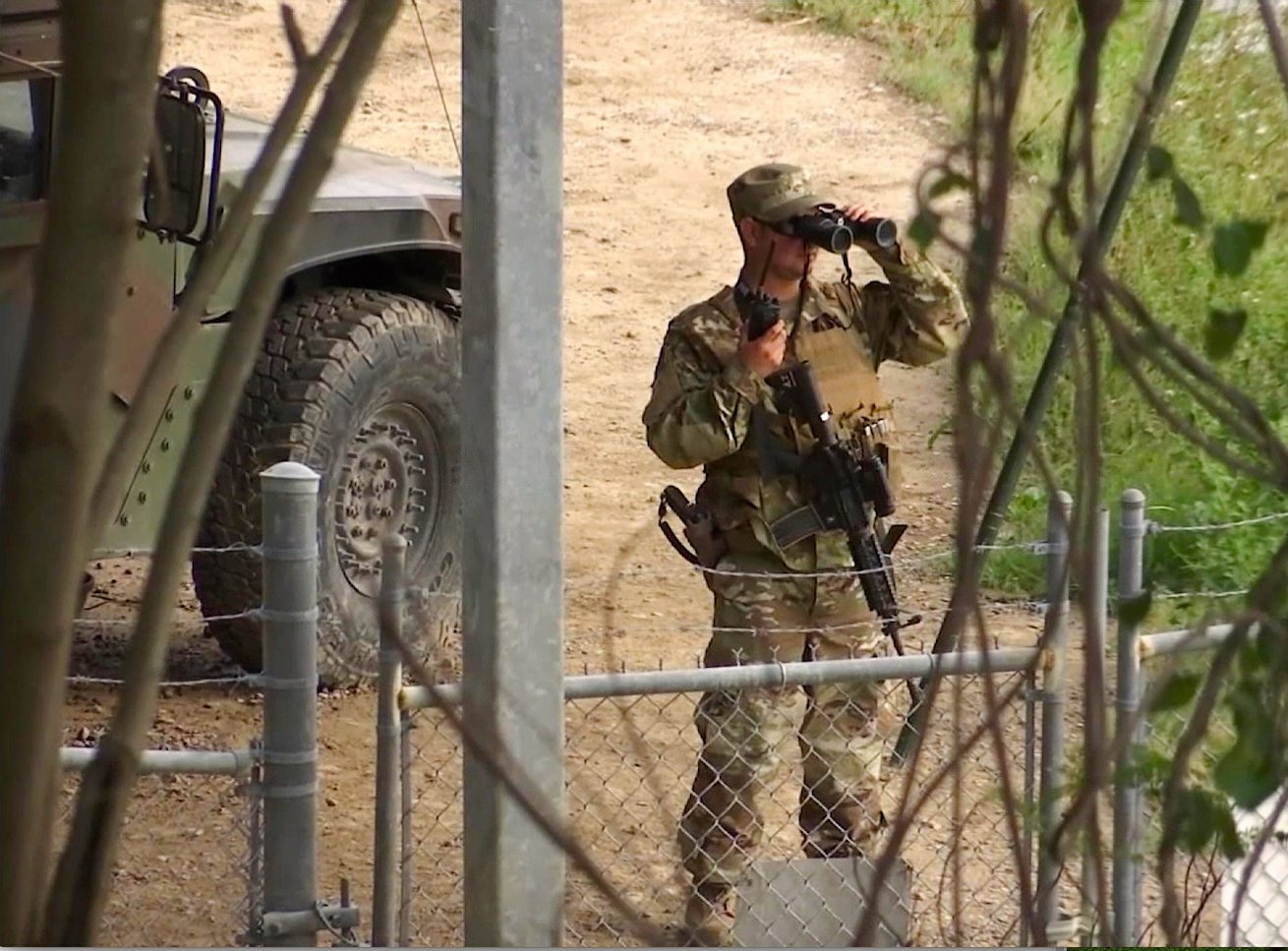 Inside the Beltway: Homegrown Texas border troops get thumbs up