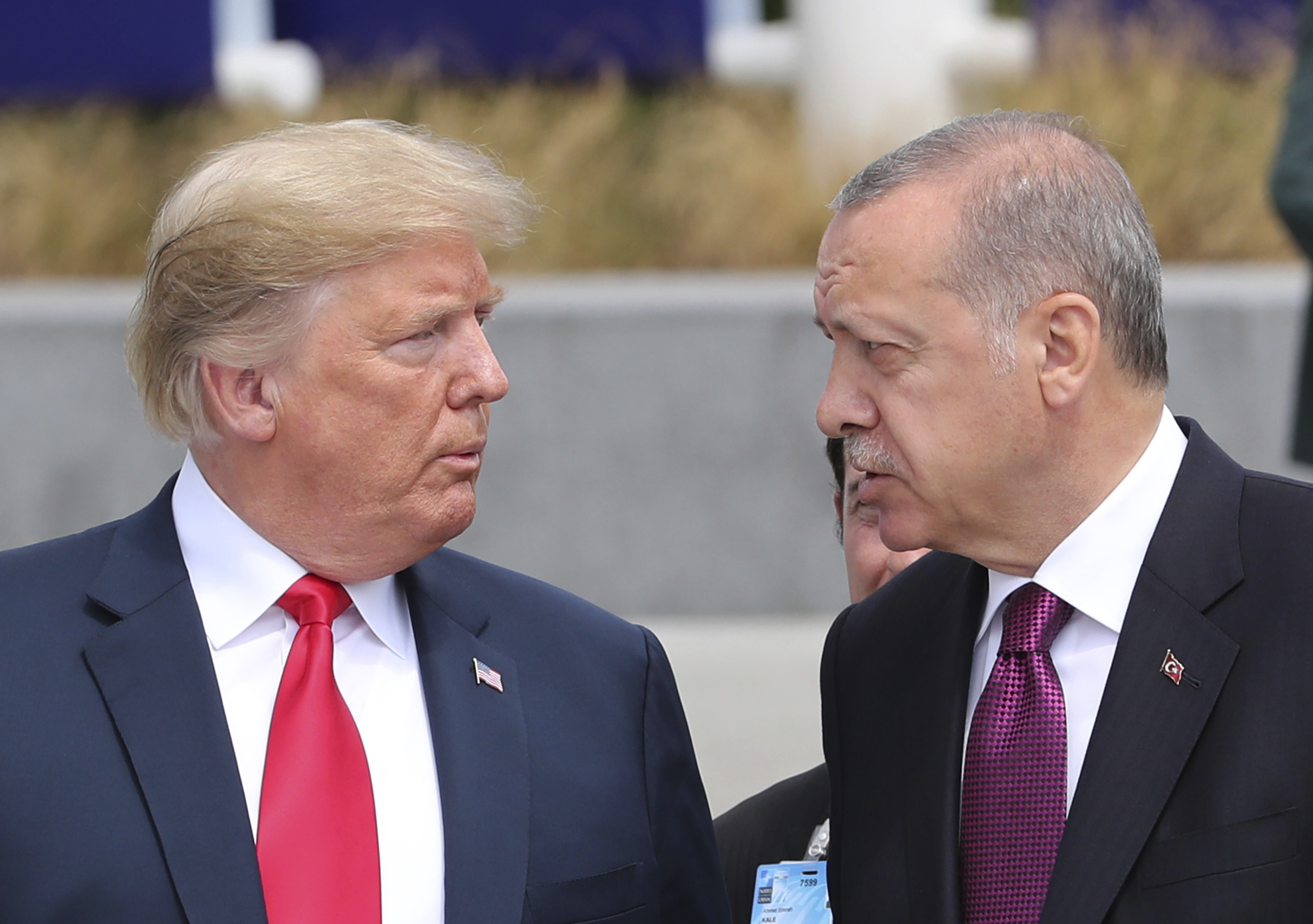 Trump's G-20 meeting with Turkey's Erdogan over Russian missiles could spark break with NATO ally