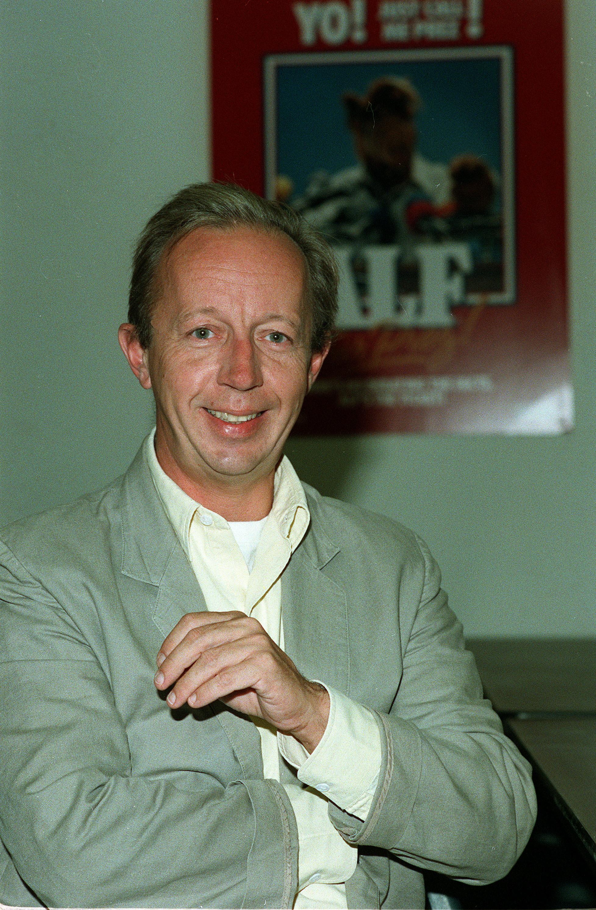 'Alf' dad Max Wright dies at 75