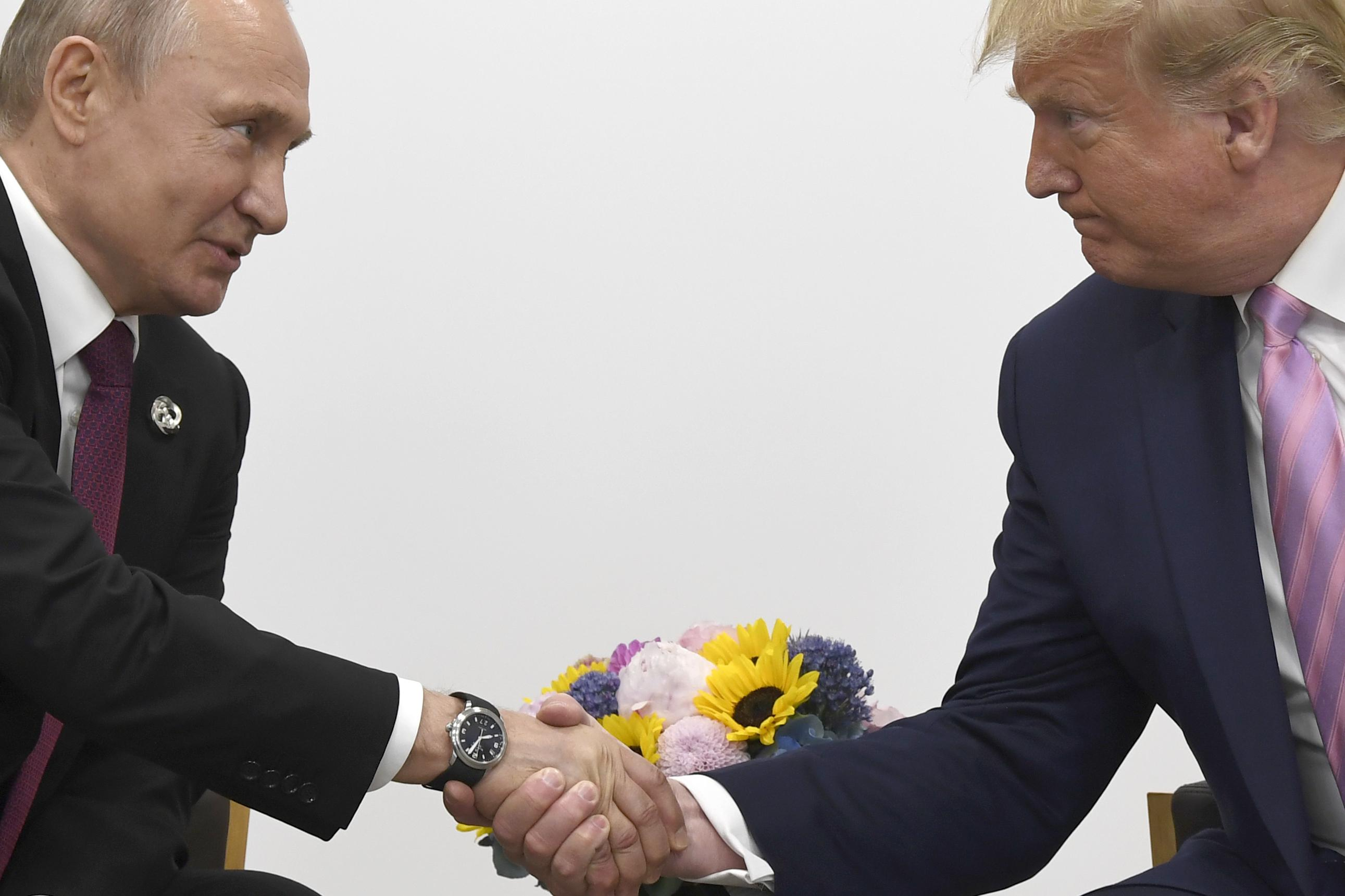 CROSSTALK: Trump should send Sam Nunn to Moscow