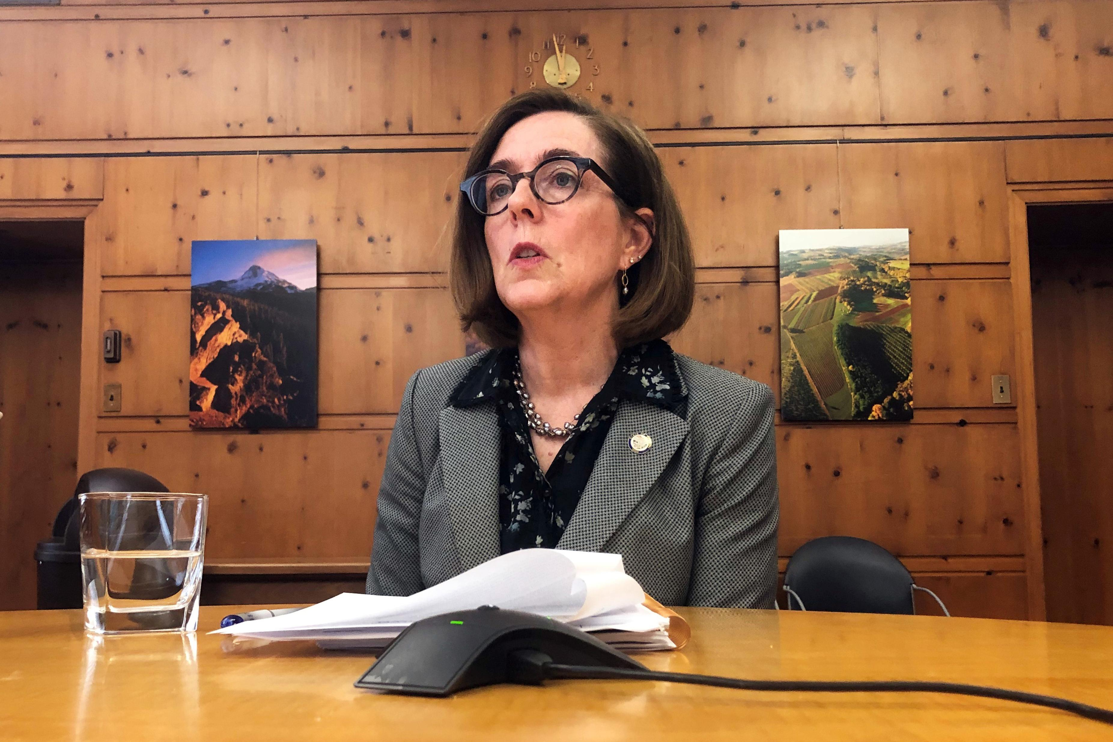 Kate Brown, Oregon governor, signs law requiring schools teach Holocaust