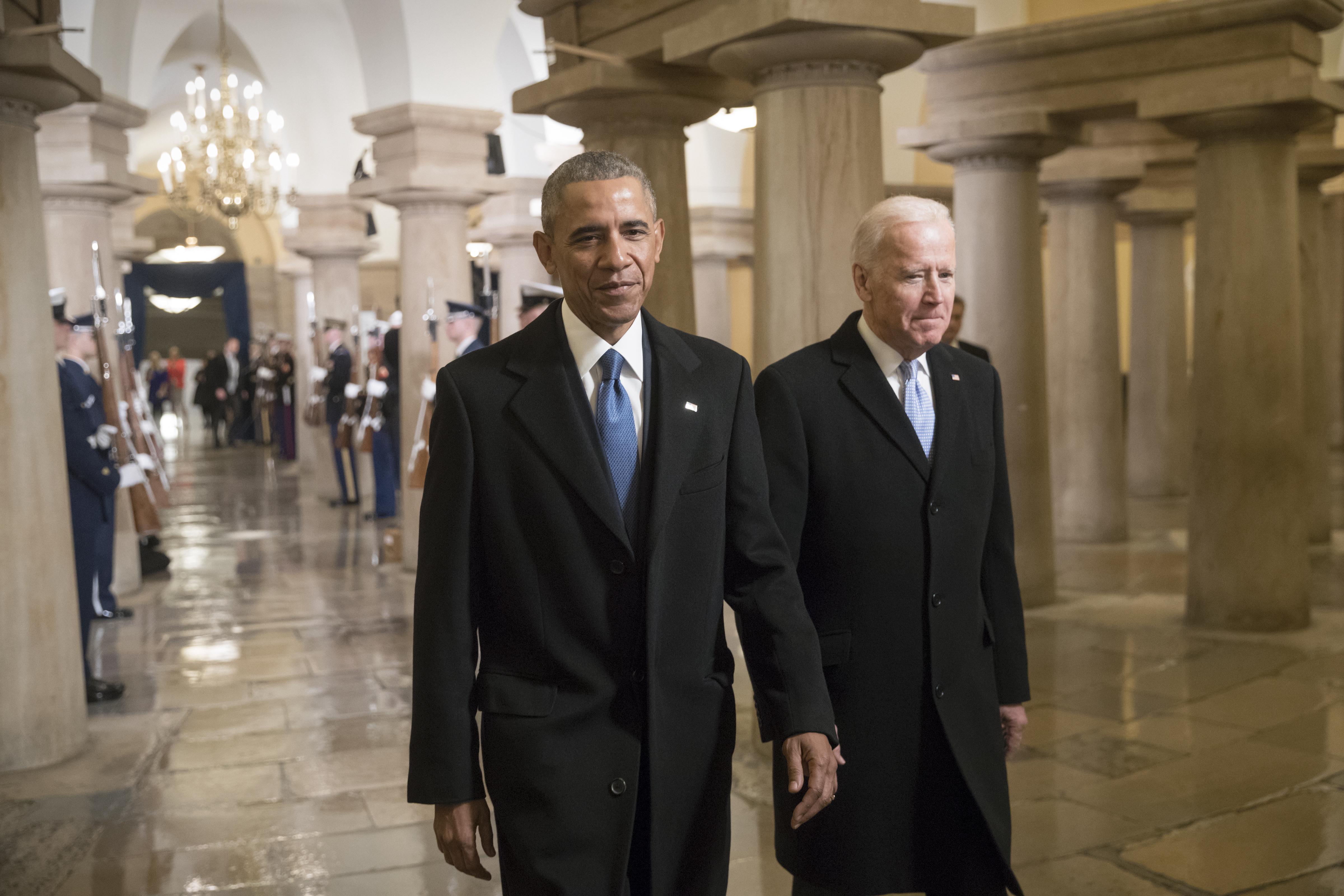 Joe Biden: Obama didn't make 'all these mistakes'