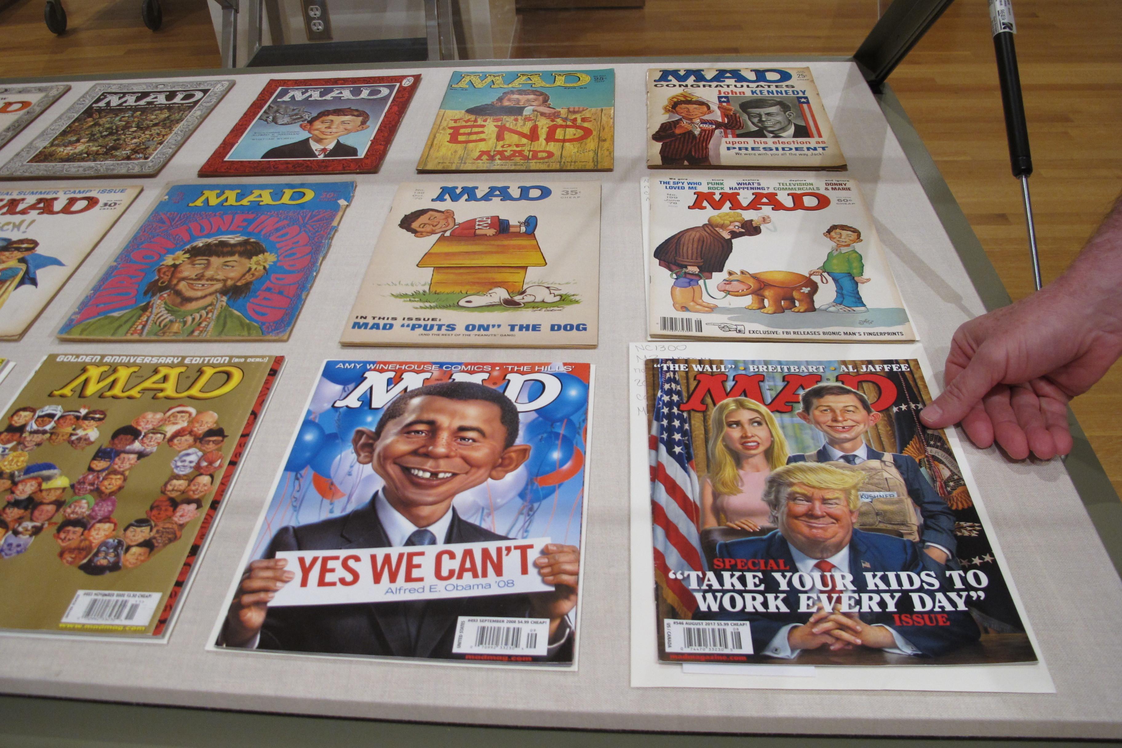MAD Magazine shutting down: Reports - Washington Times