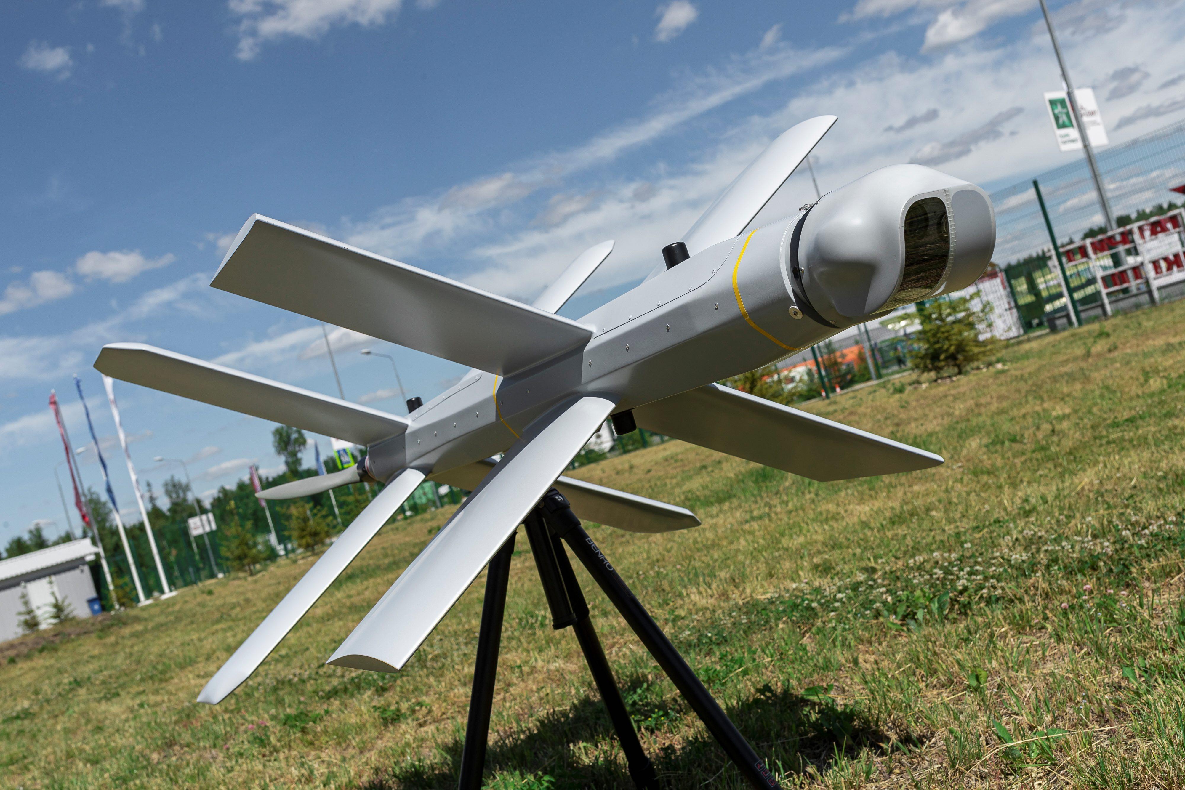 'Kamikaze drone: Russian arms merchants diversify, feverishly expand sales despite sanctions