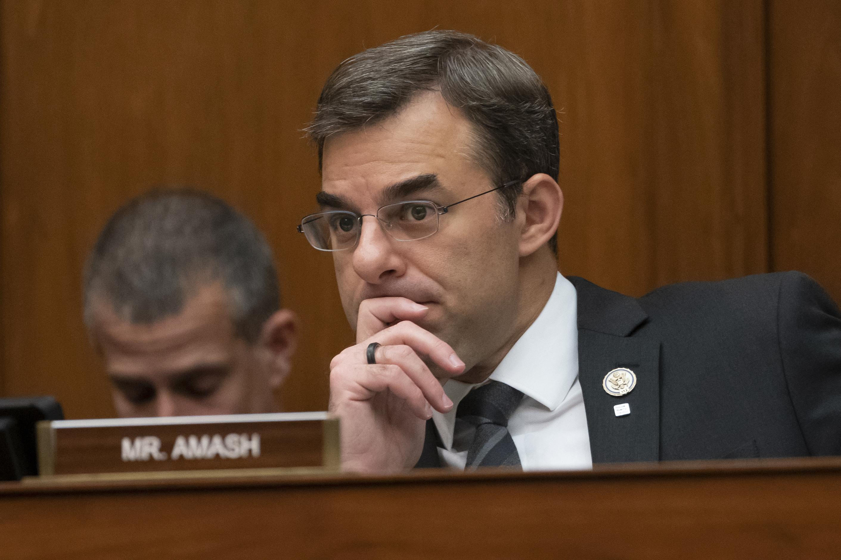 Rep. Justin Amash on latest White House shake-up: 'John Bolton never should have been hired'
