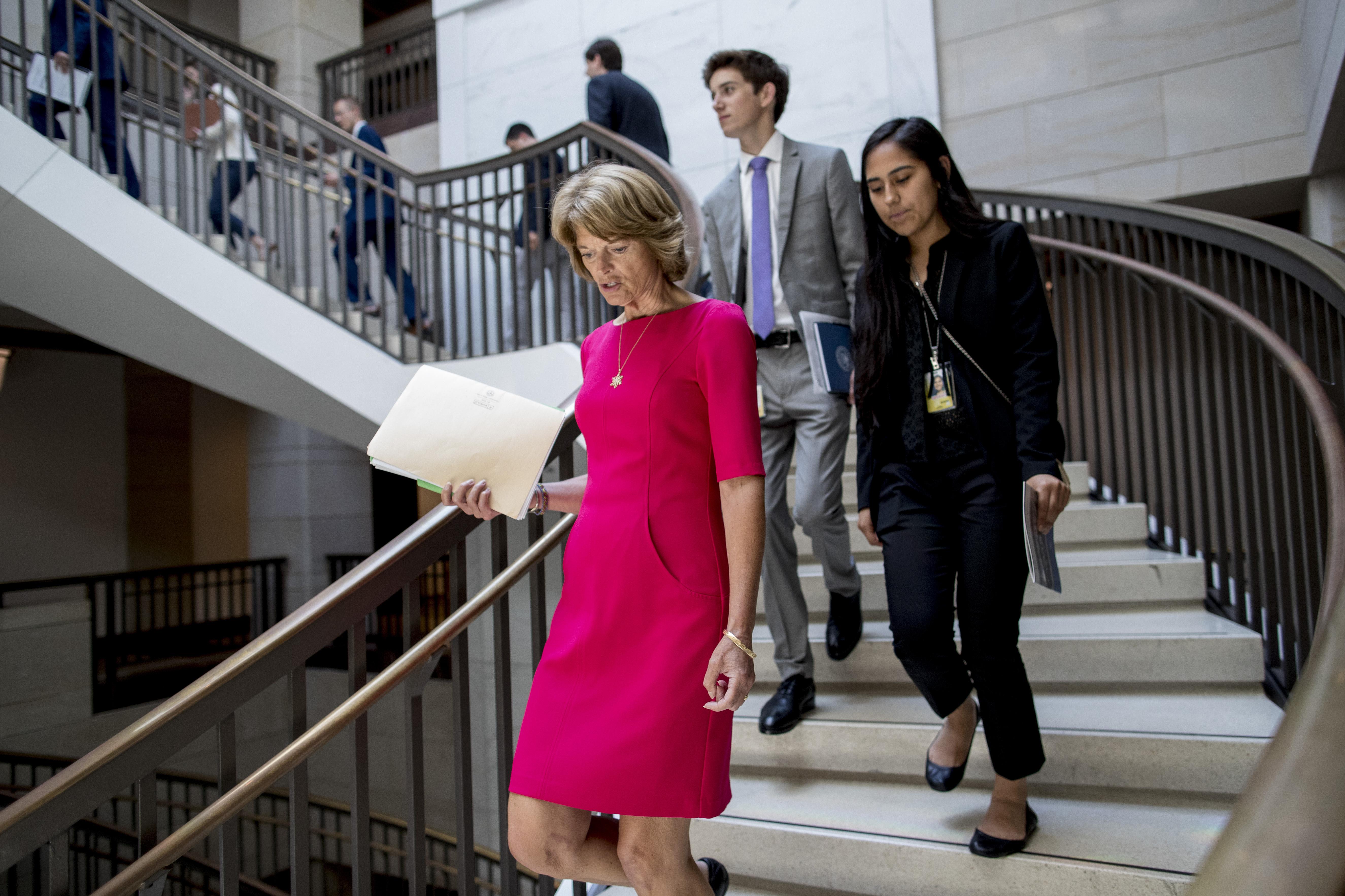 "Lisa Murkowski: Senate panel energy bills a ""significant accomplishment"""