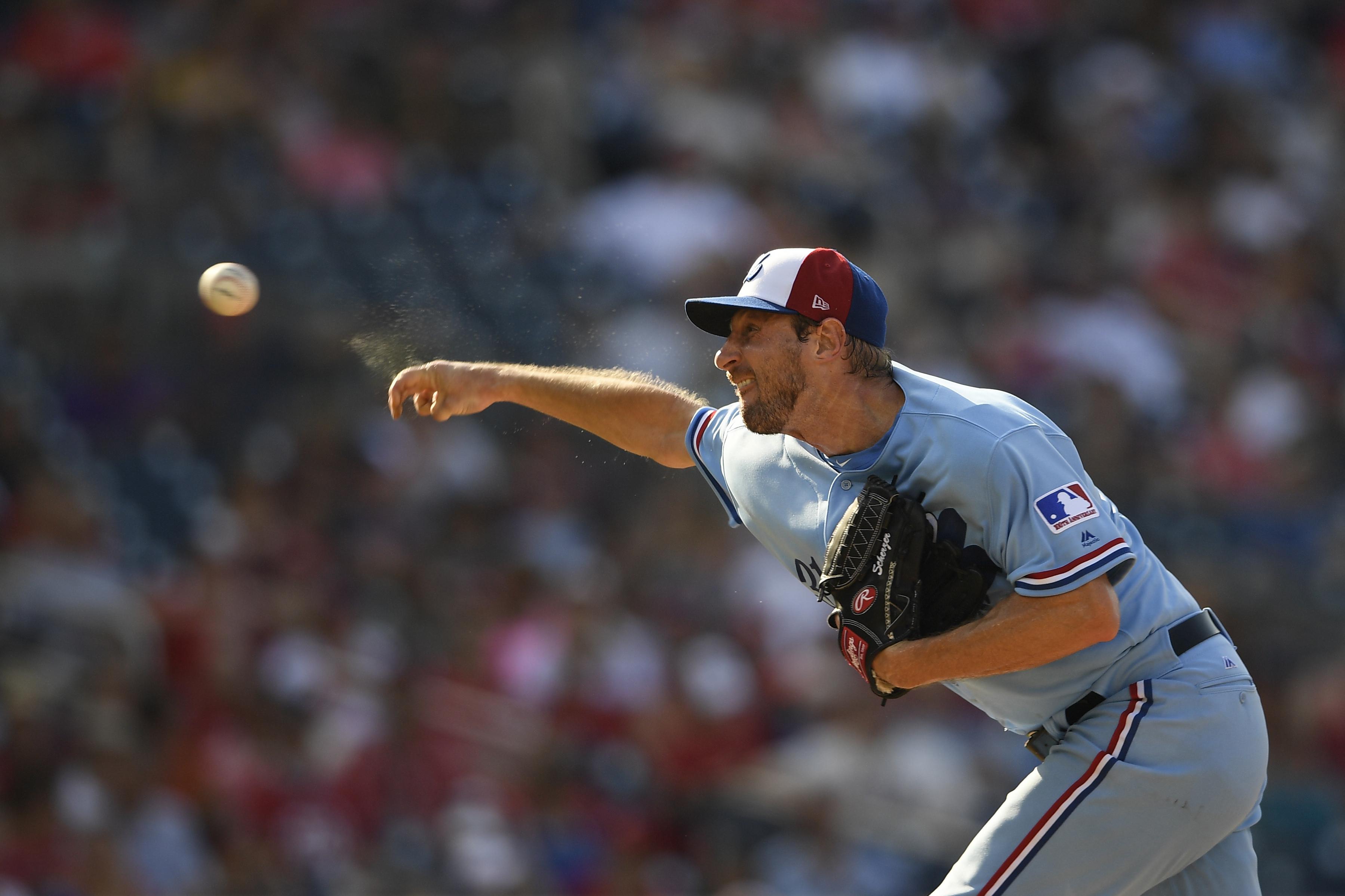Max Scherzer, Nationals pitcher, placed on injured list