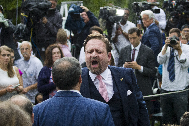Judge restores Playboy reporter's White House press pass