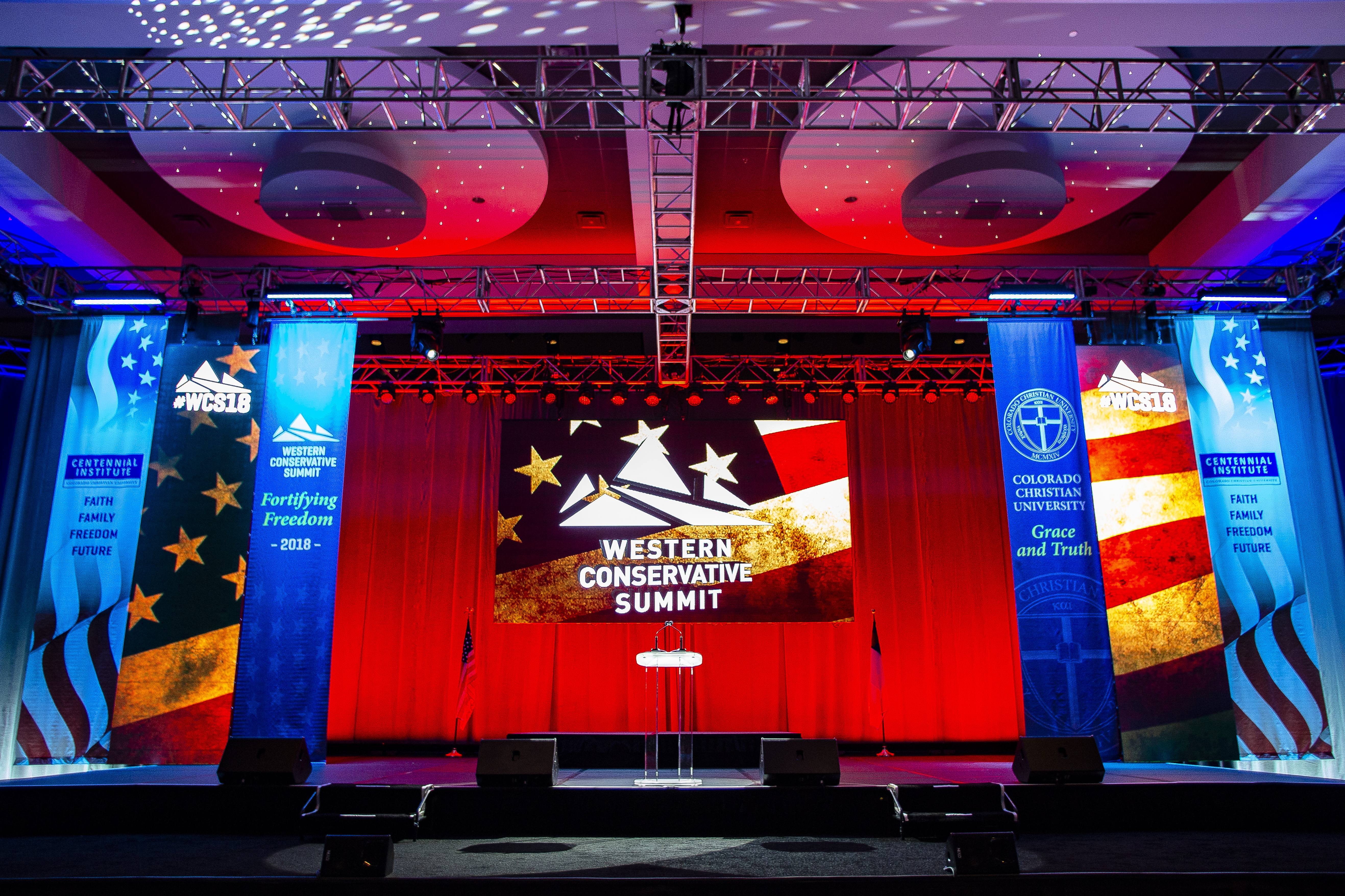 Western Conservative Summit underway in Denver, advancing faith, famil