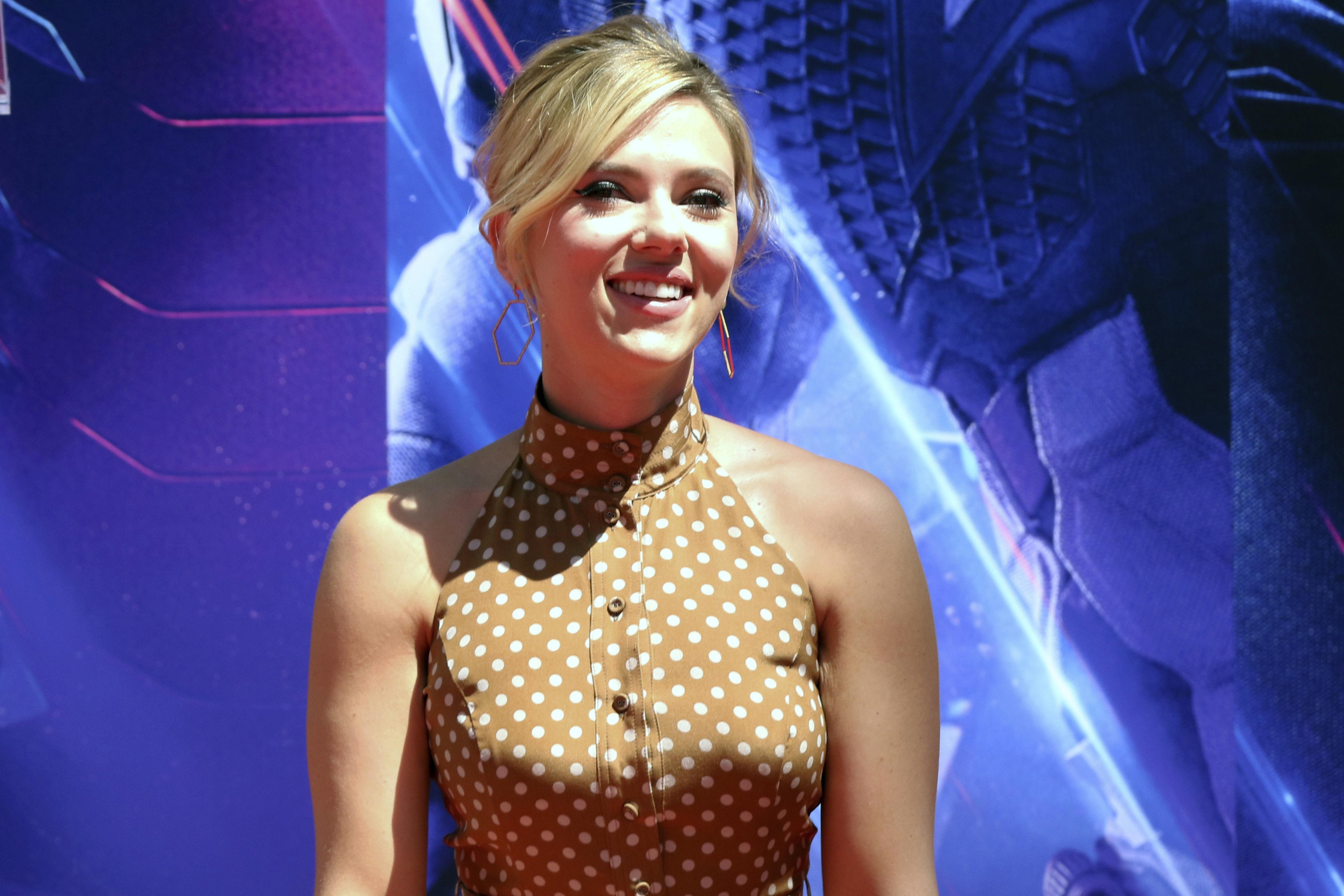 Scarlett Johansson: Acting 'should be immune to political correctness'