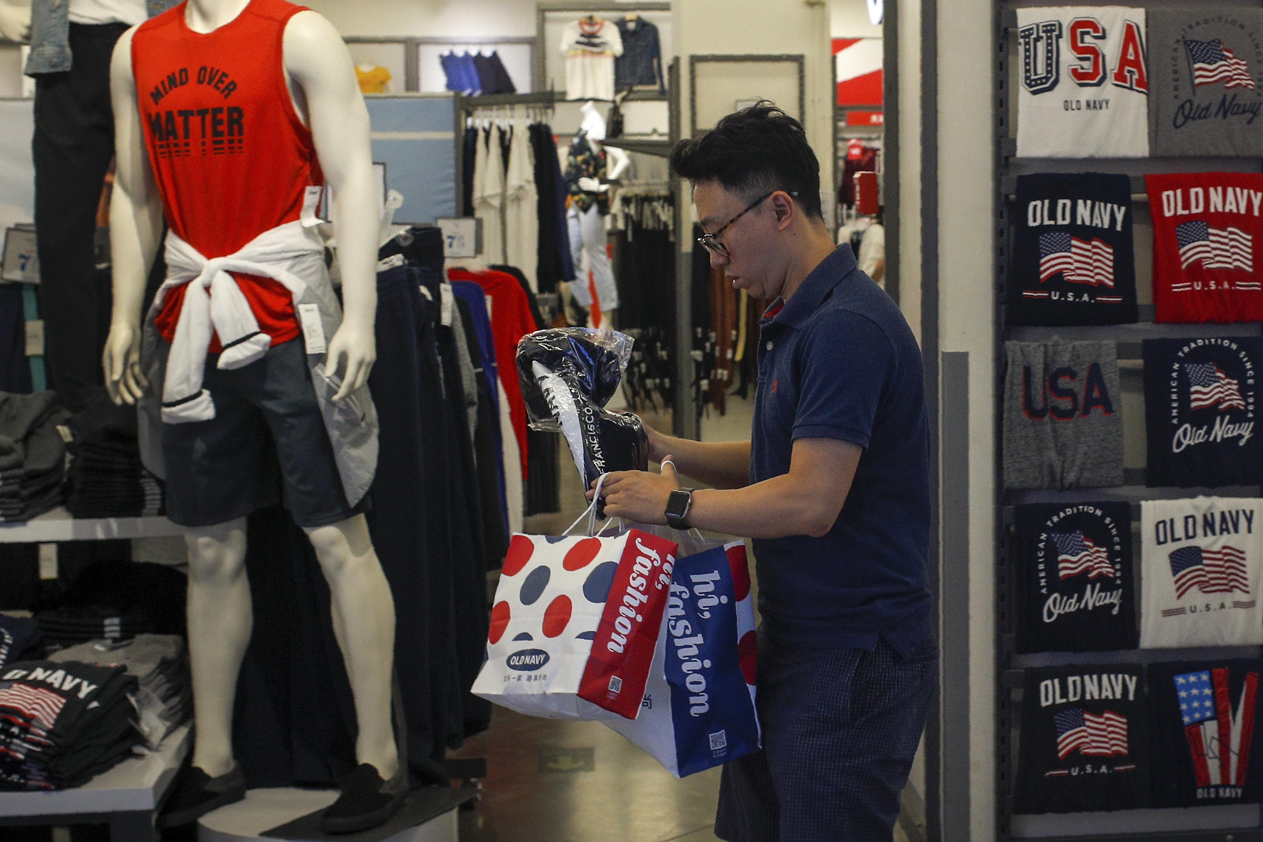China posts slowest growth in nearly 30 years; Trump says tariffs are having a 'major effect'