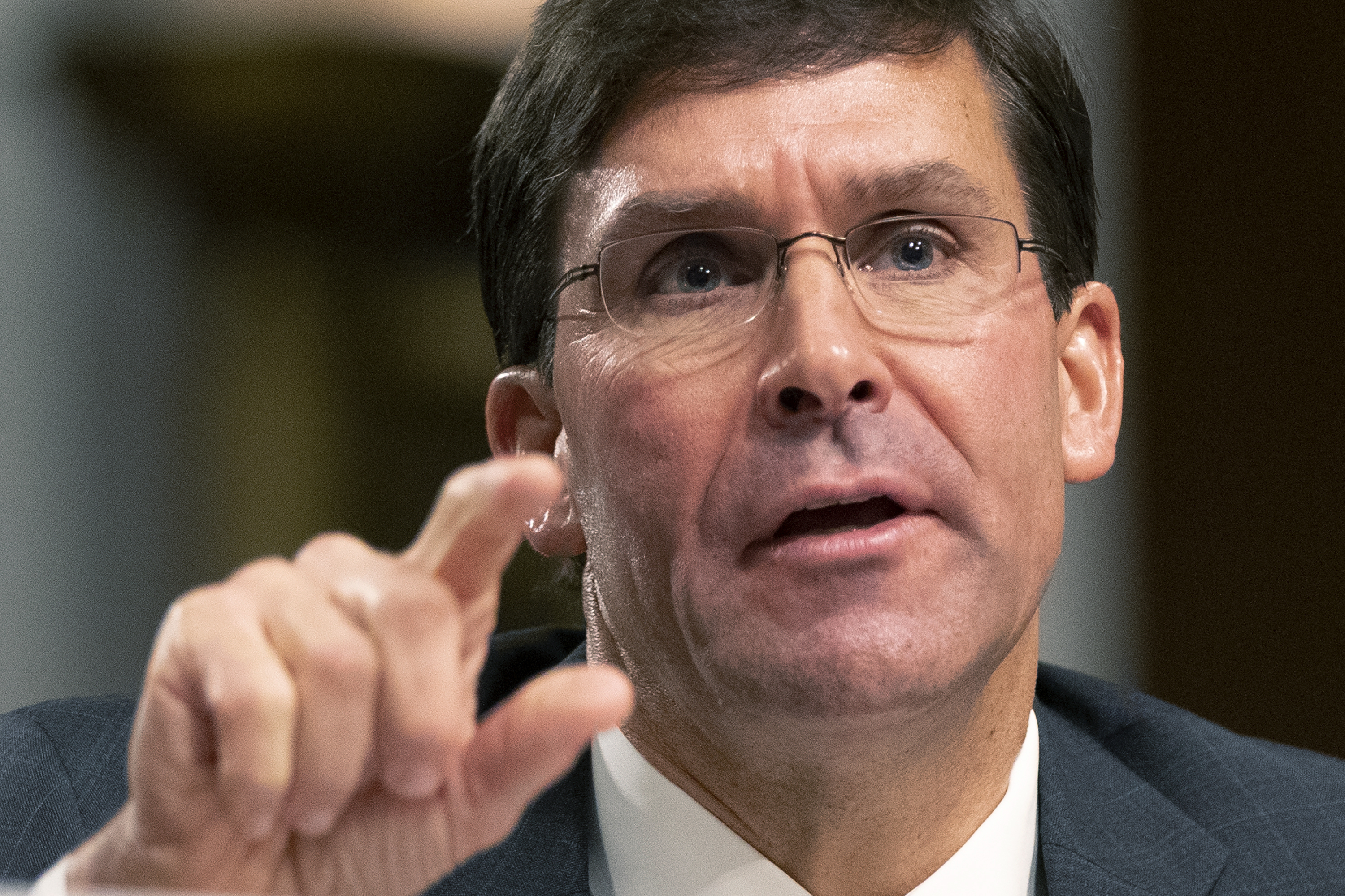 Pentagon nominee Esper calls Turkey's purchase of Russian missiles 'disappointing'