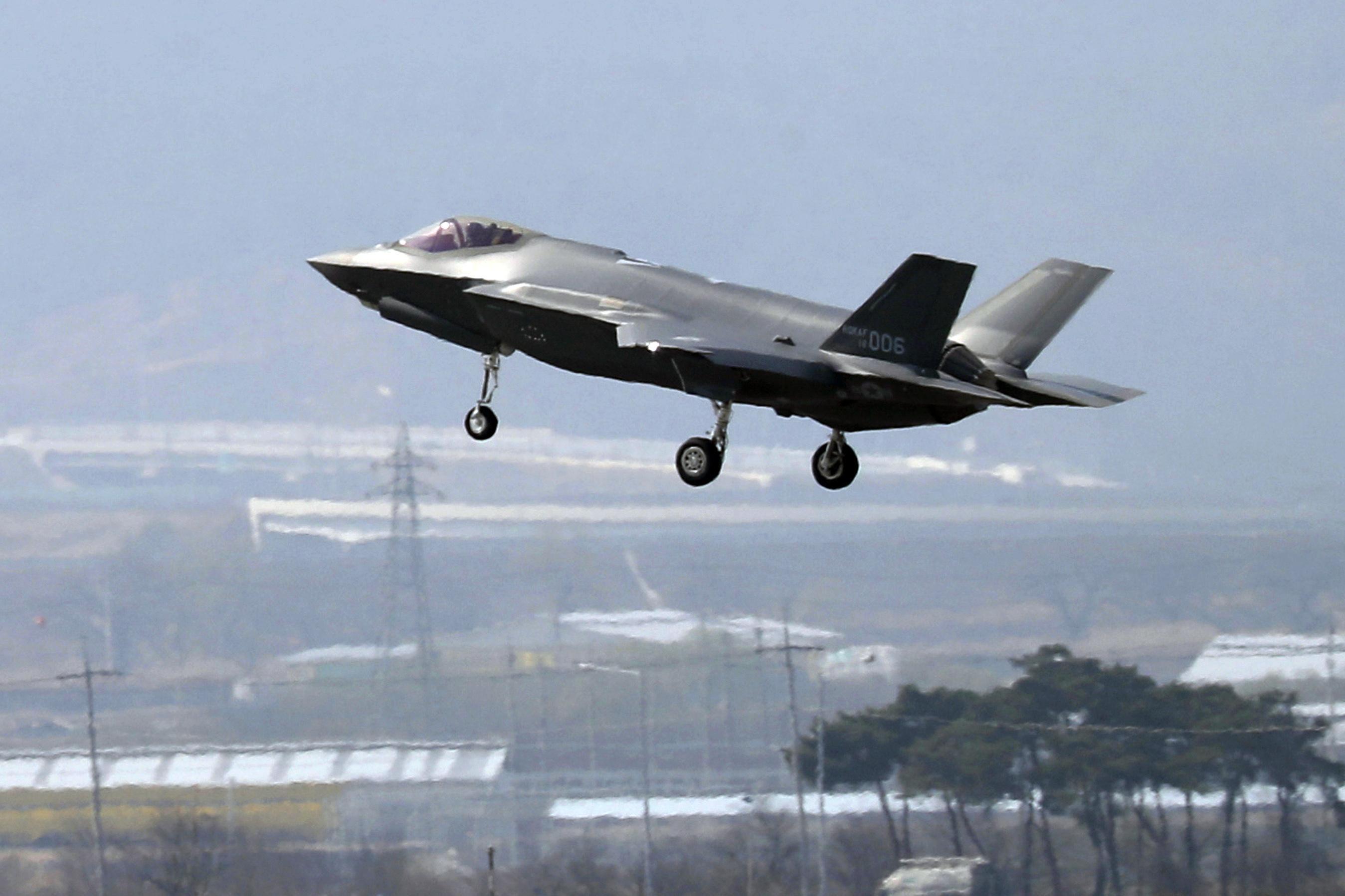 U.S. formally kicks Turkey out of F-35 program