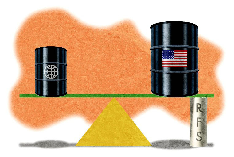 How government mandates favor foreign energy markets
