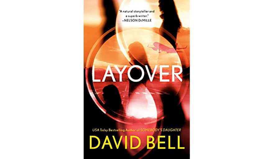BOOK REVIEW: 'Layover'