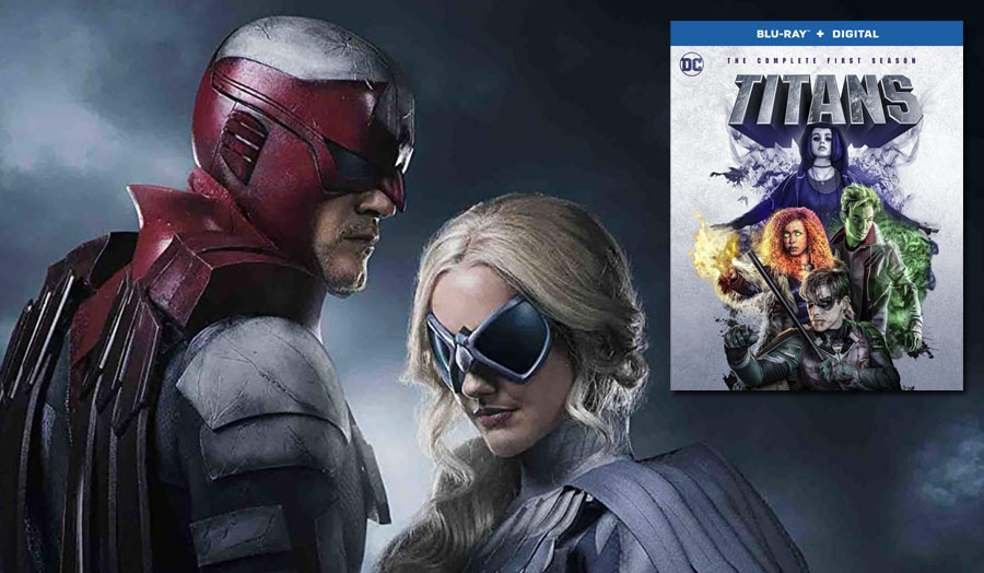 Blu-ray review: 'Titans: The Complete First Season'