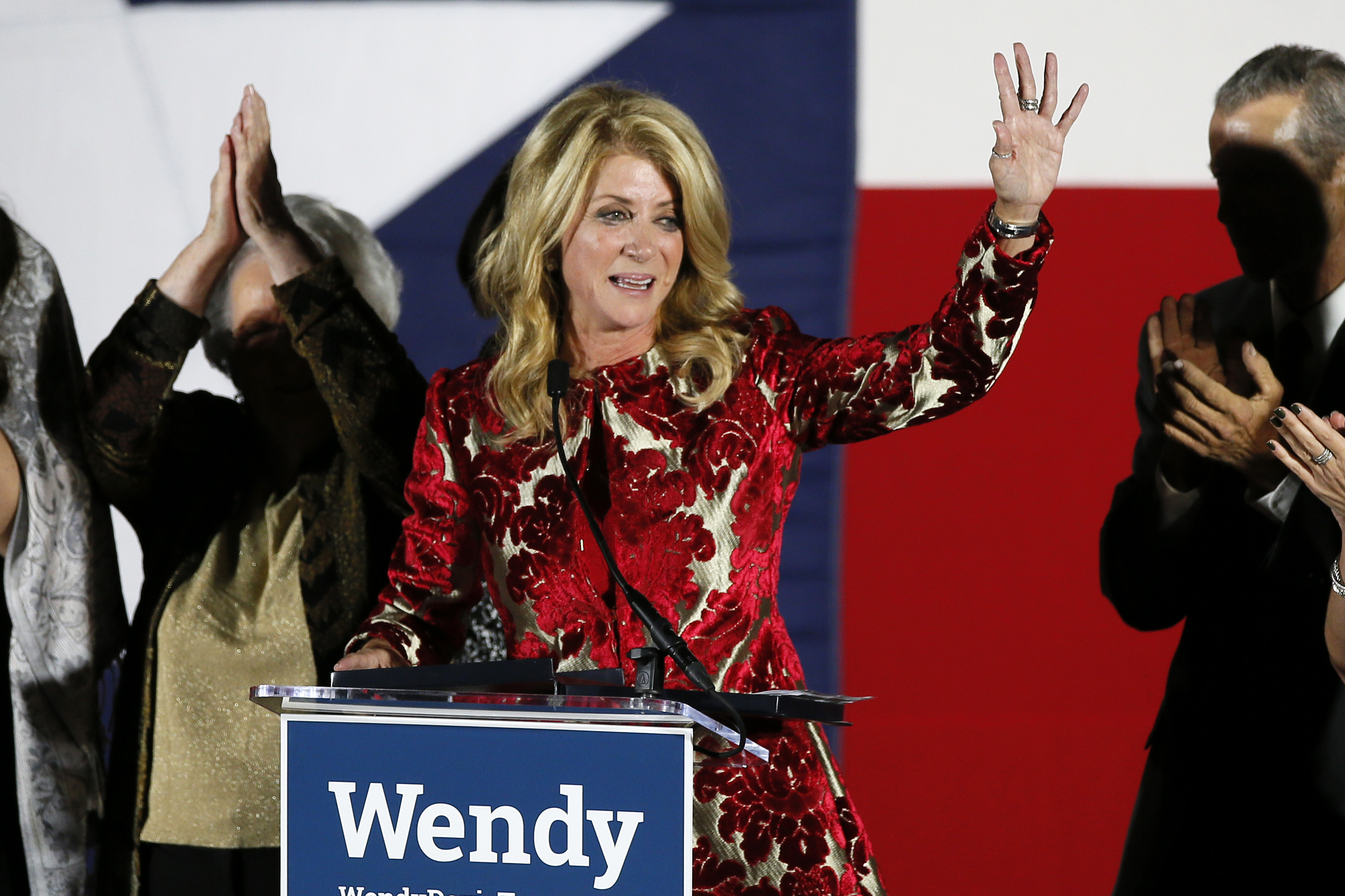 Best 22 Silencer 2020 Democrat Wendy Davis of Texas running for Congress in 2020