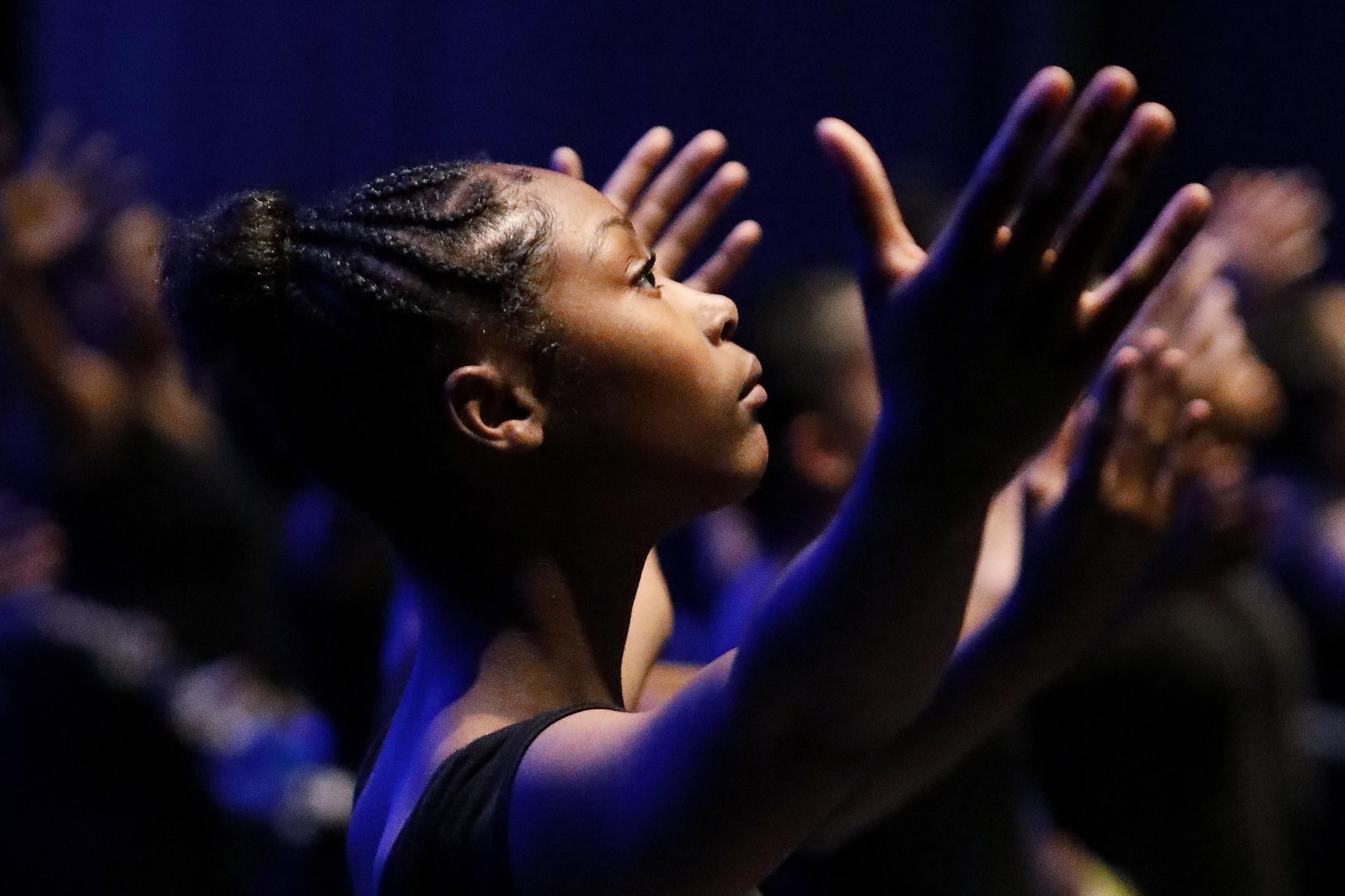 Summer AileyCamp provides dance training, life skills