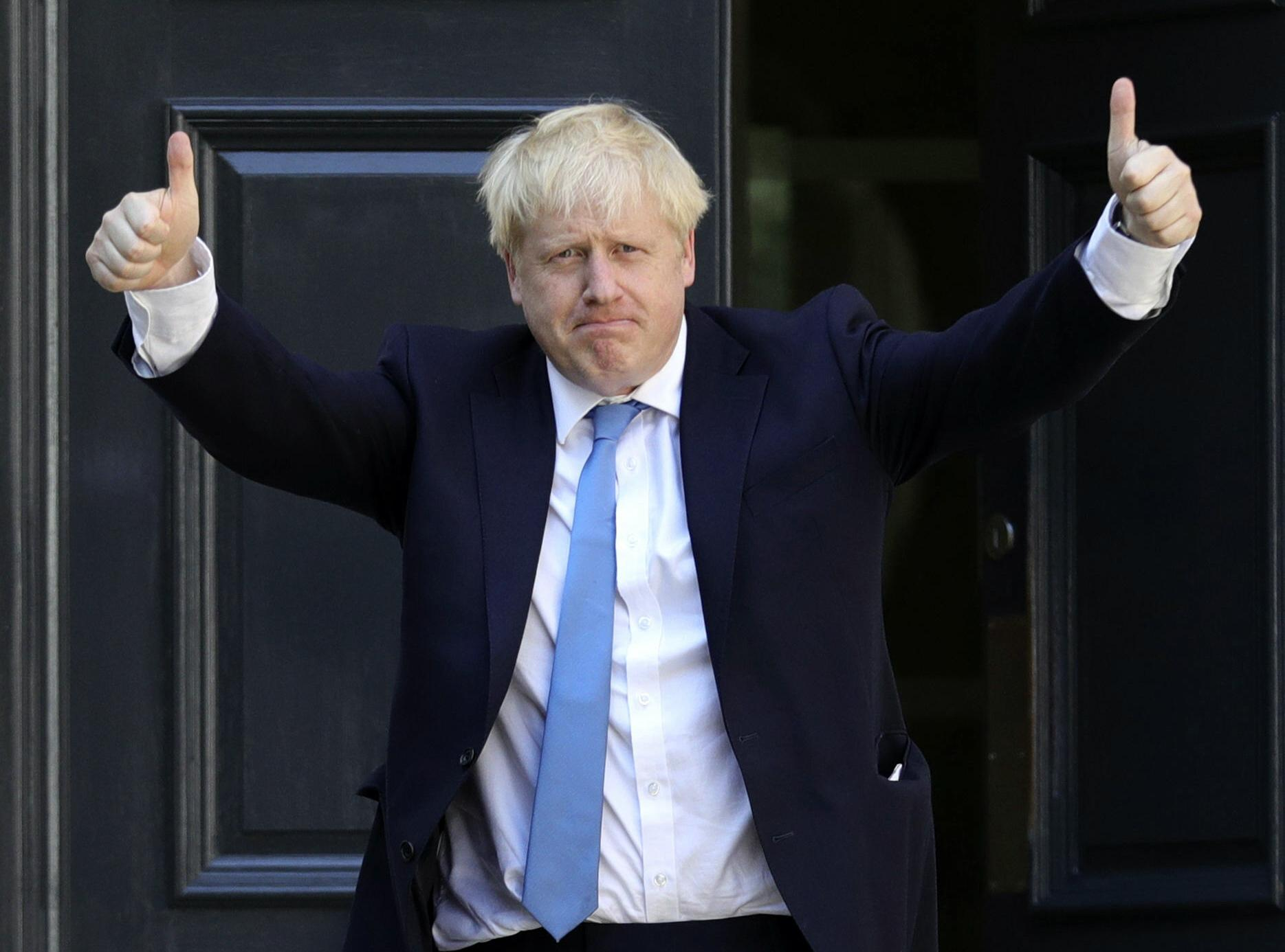 Britain finally has a new prime minister