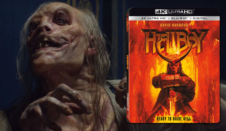 'Hellboy' 4K Ultra HD review
