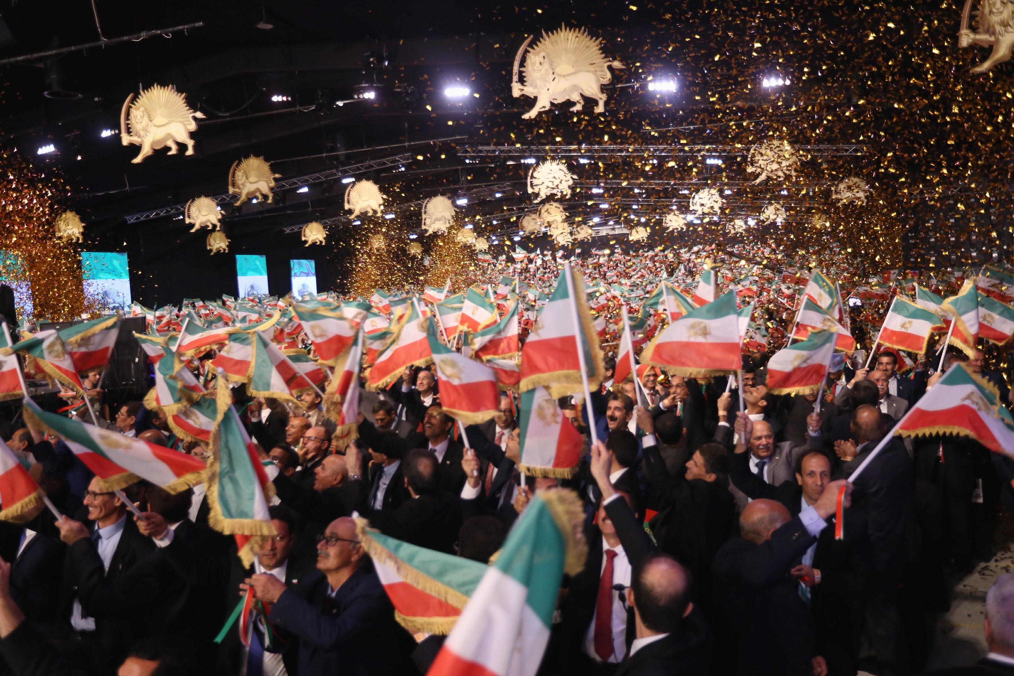 Free Iran cover image
