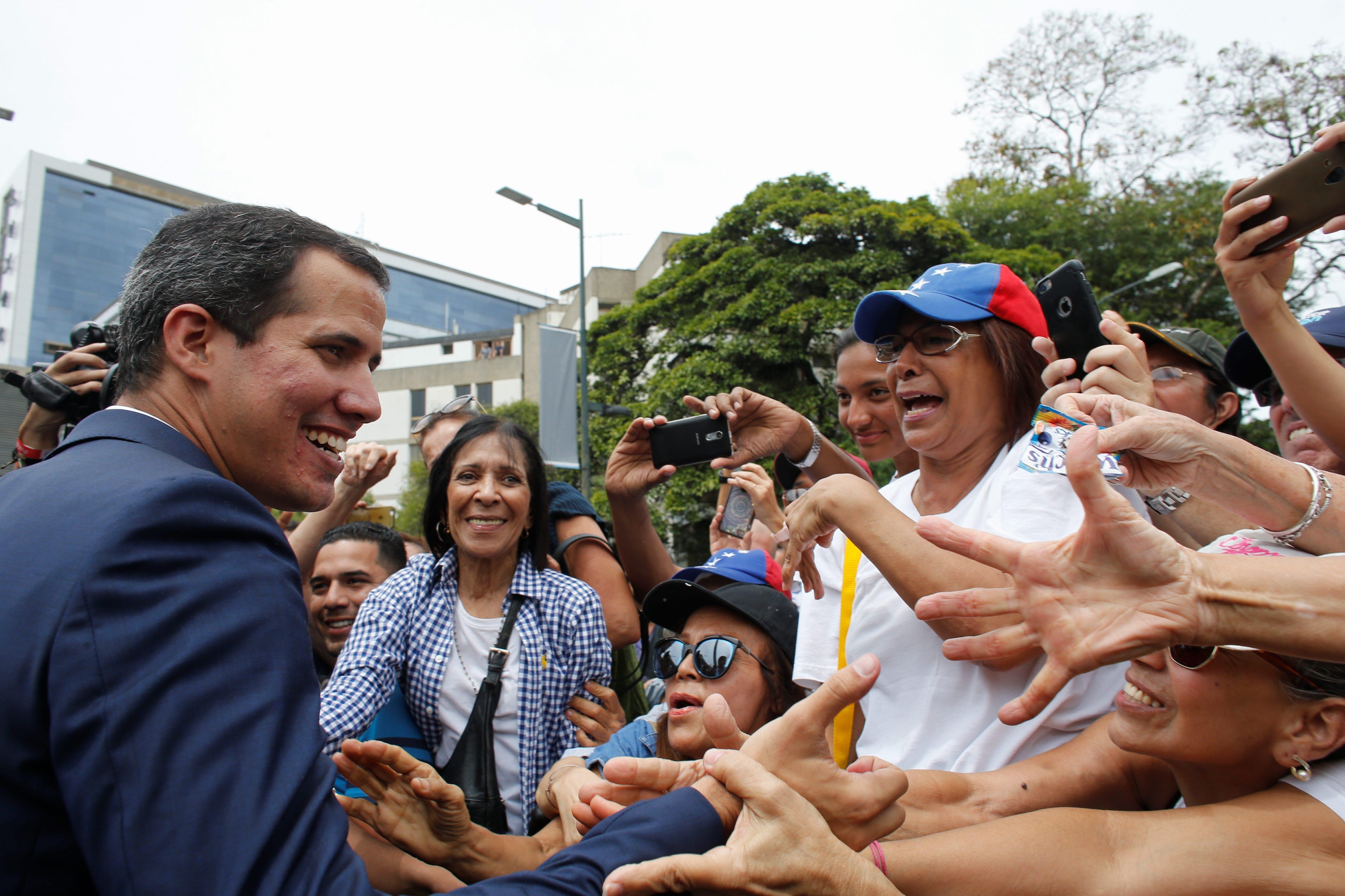 Elliott Abrams says more sanctions on Venezuela coming