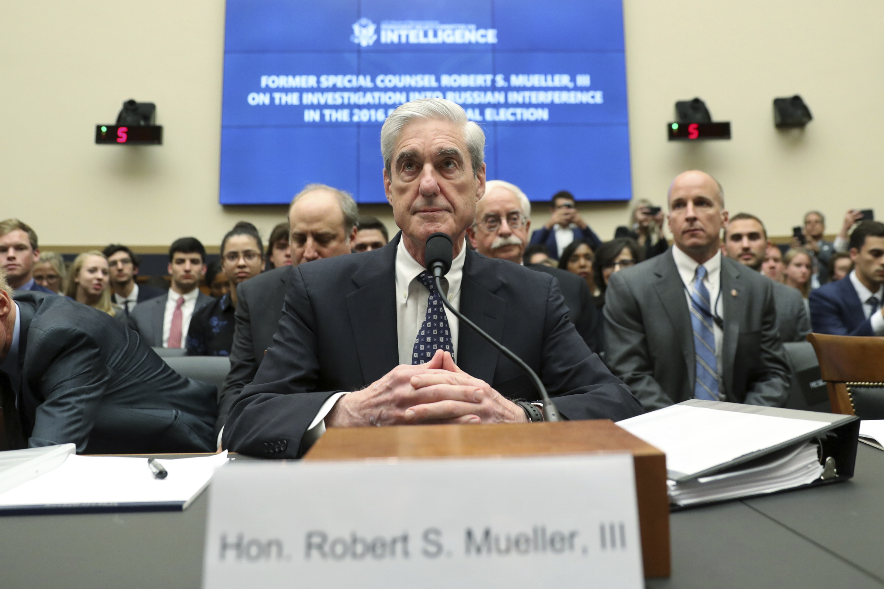 Matt Drudge says Robert Mueller looked 'dazed and confused;' time to 'drug test everyone' in D.C.