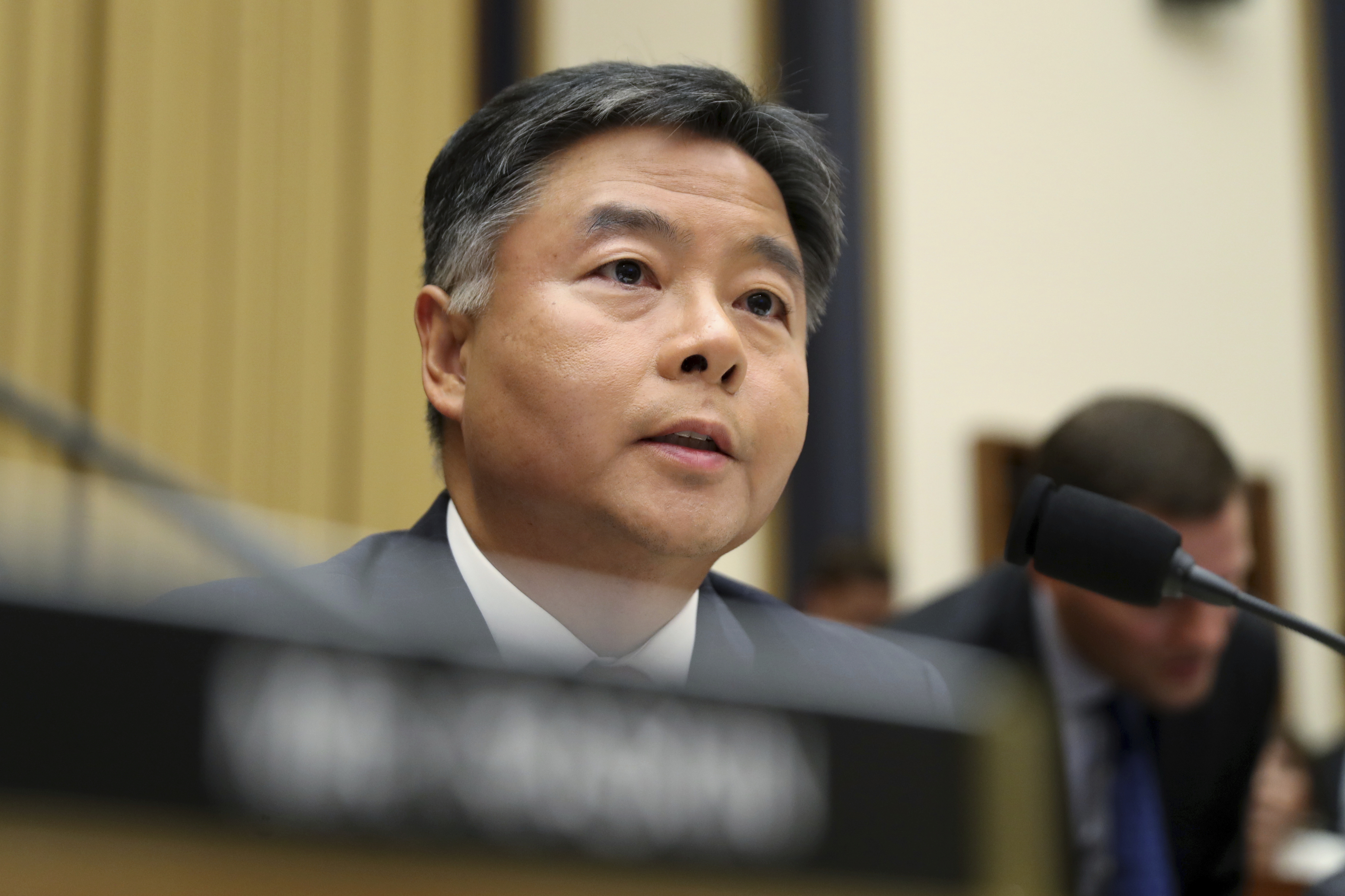 Rep. Ted Lieu apologizes for 'dual loyalty' tweet to U.S. ambassador to Israel