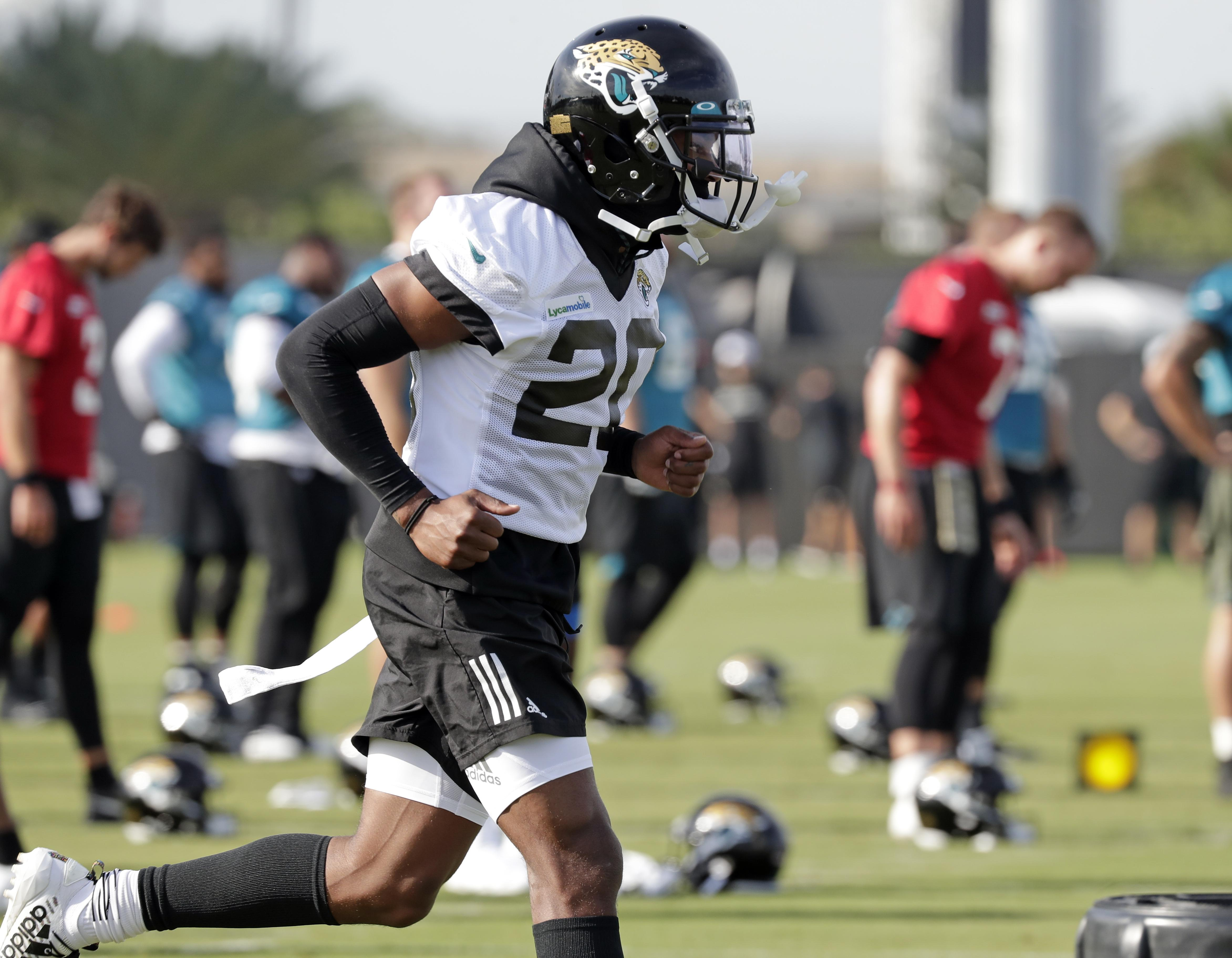 Jaguars' Ramsey says some took arrival stunt too seriously
