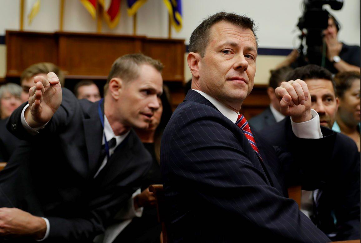 Corruption at the FBI, CIA and DOJ