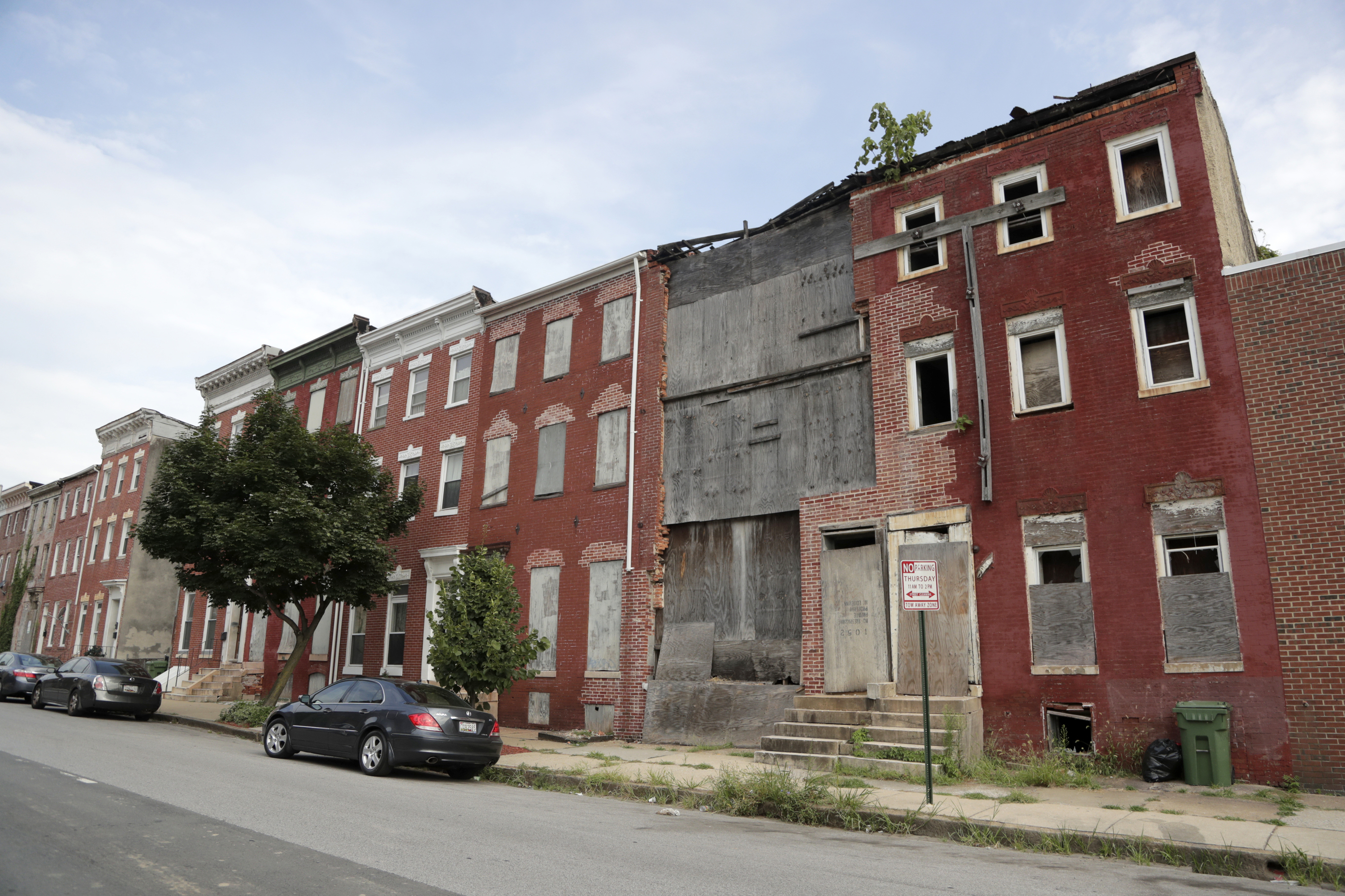 How Democrats destroyed Baltimore and other American cities, too