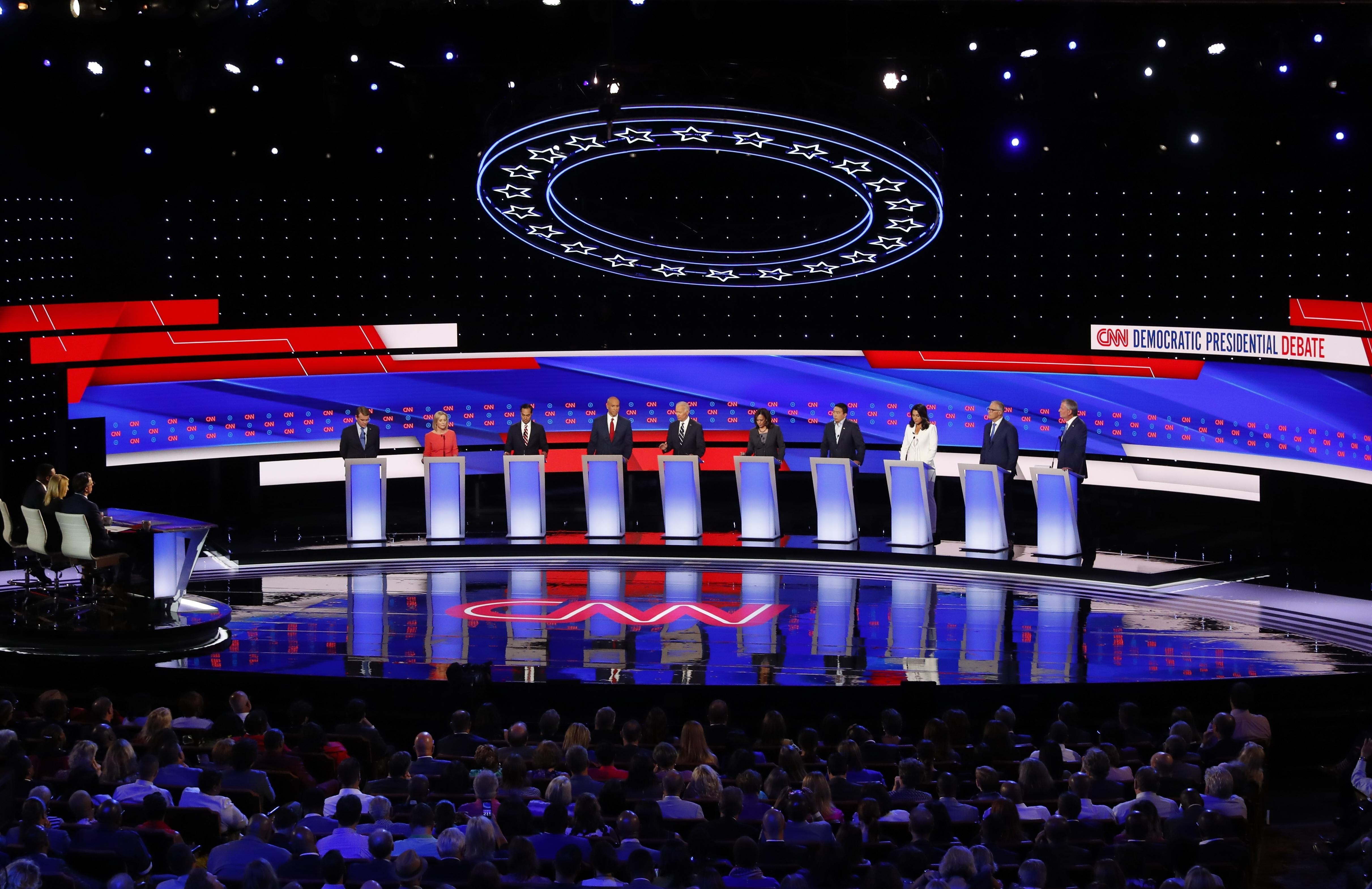 Debate questions that might shed some light