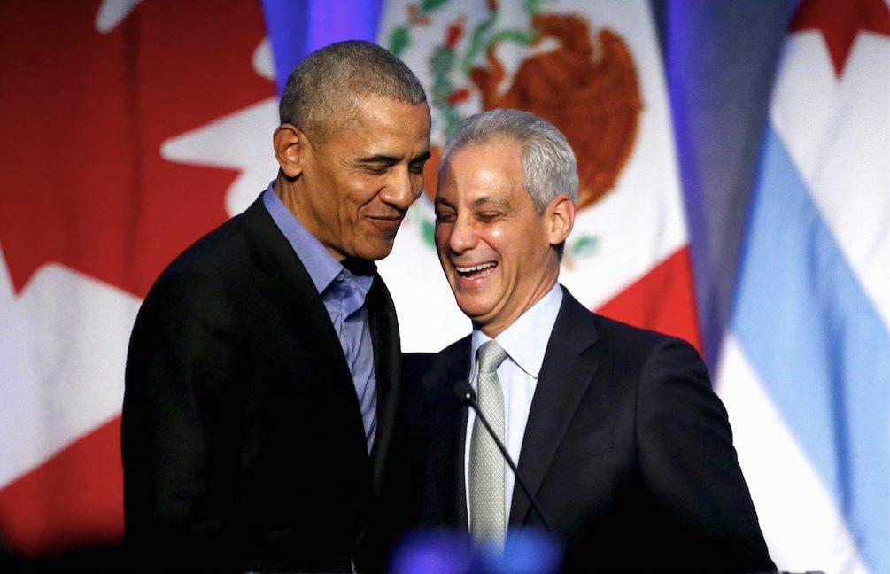 Inside the Beltway: Chaos: Rahm Emanuel slaps Democratic hopefuls