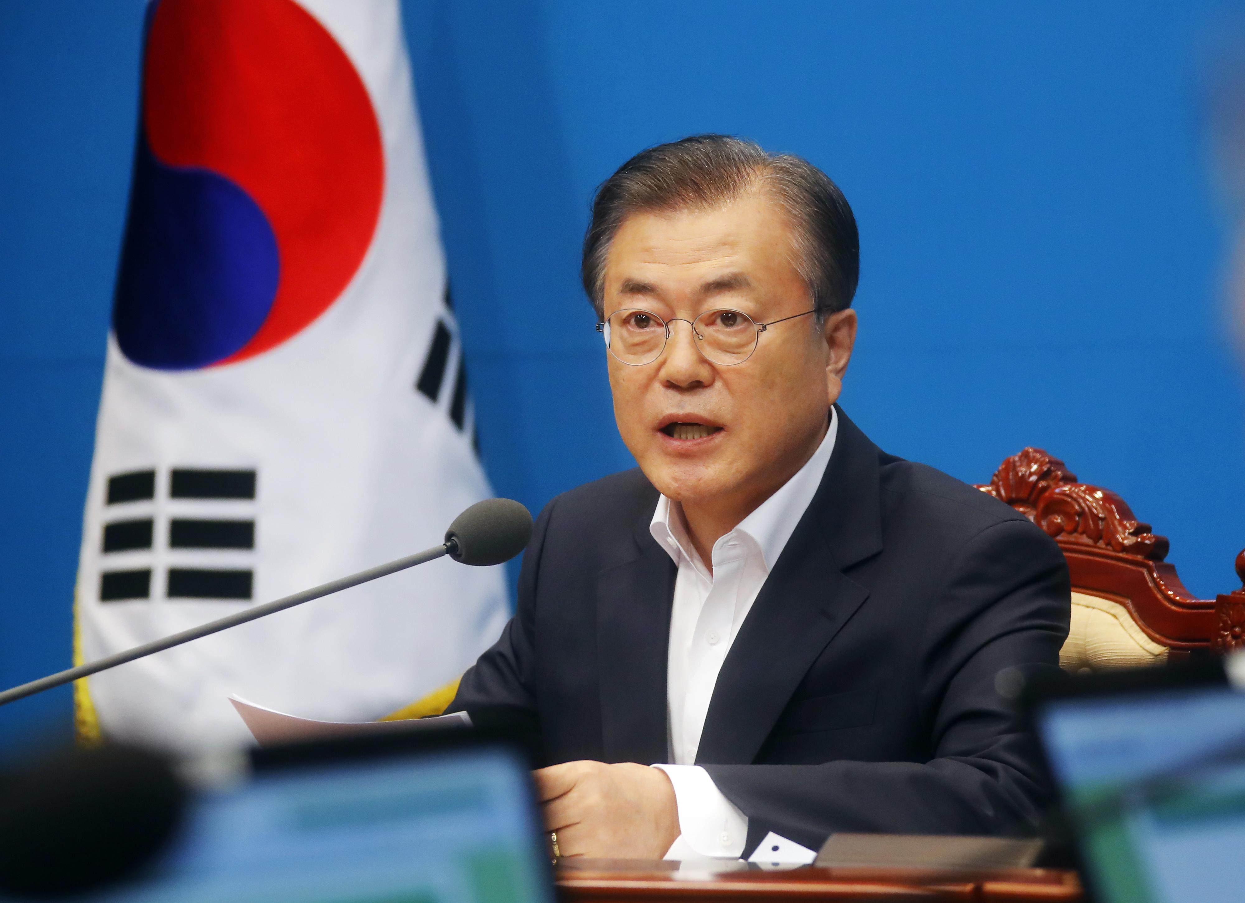 Moon Jae-in fears Iran distracts Trump from North Korea nuke deal