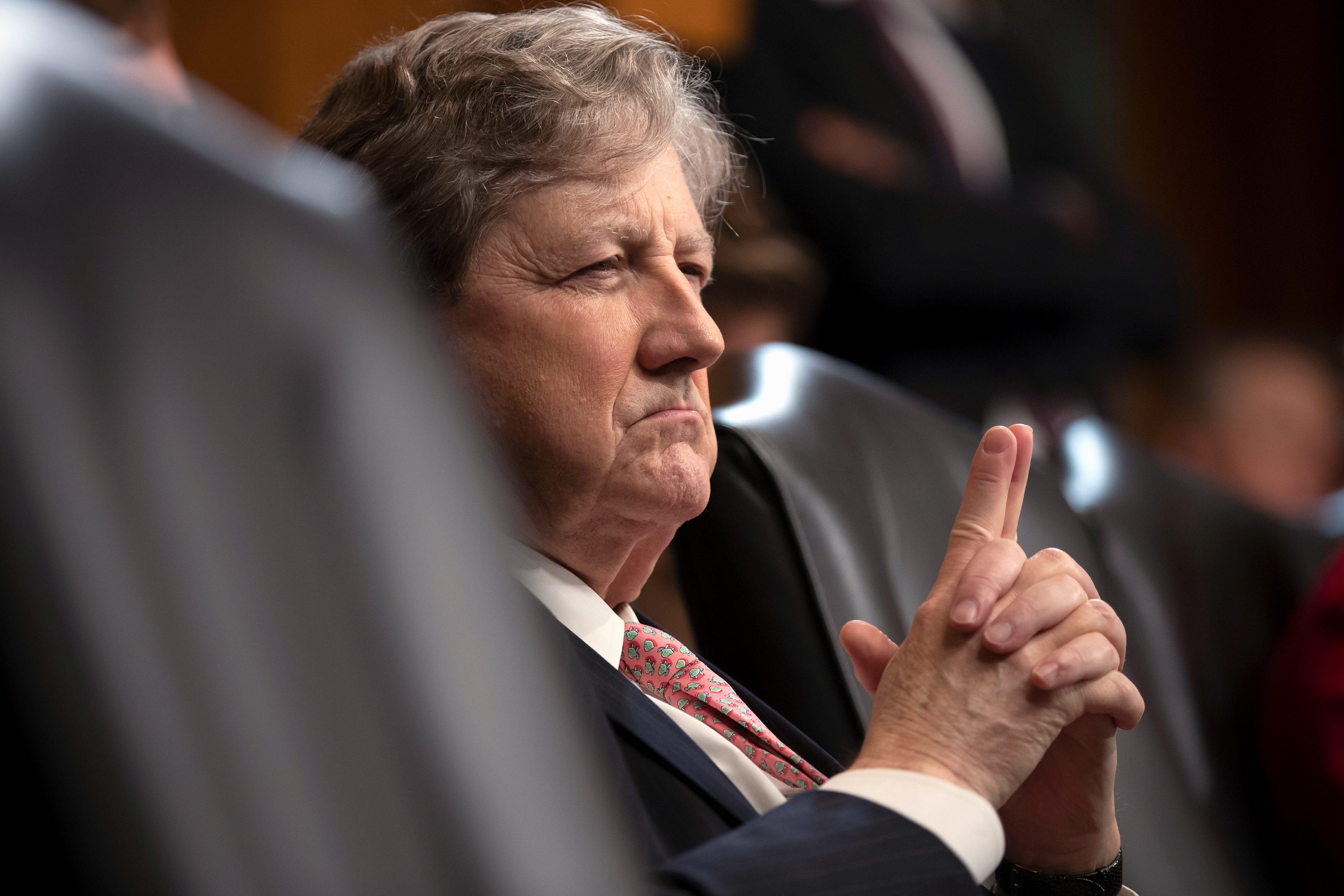John Kennedy bill to get savings bond money to owners
