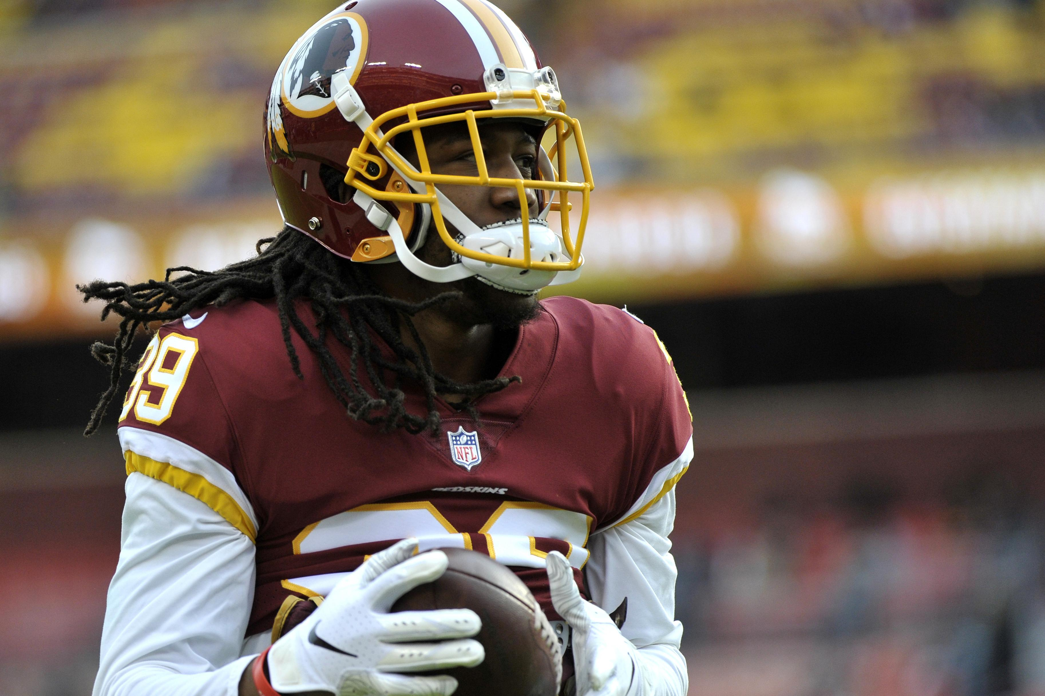 Redskins' Alexander sees specialist, out 2 weeks with injury