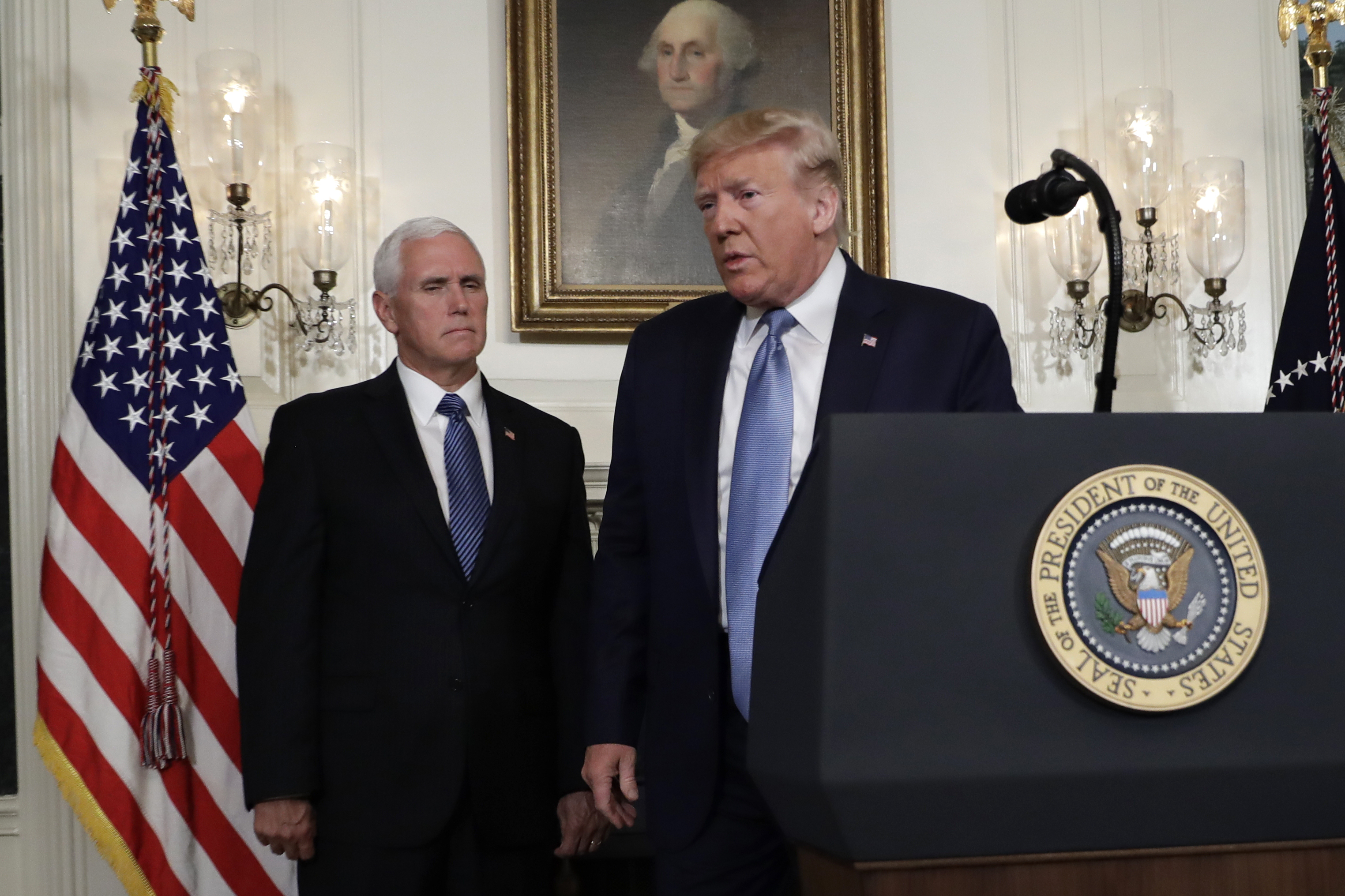 President Trump to keep Mike Pence on ticket in 2020 election