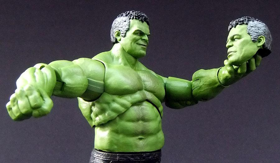 Zadzooks: 'Avengers: Endgame' Build-A-Figure Professor Hulk review