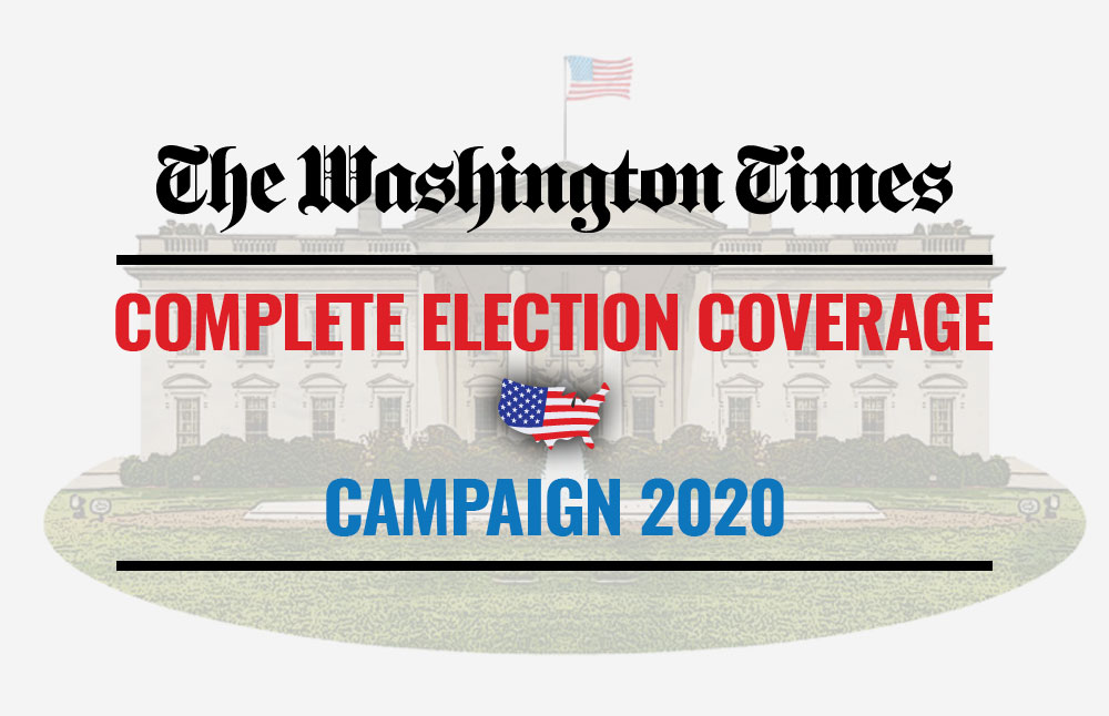 Campaign 2020 - Latest Election News & Results - President