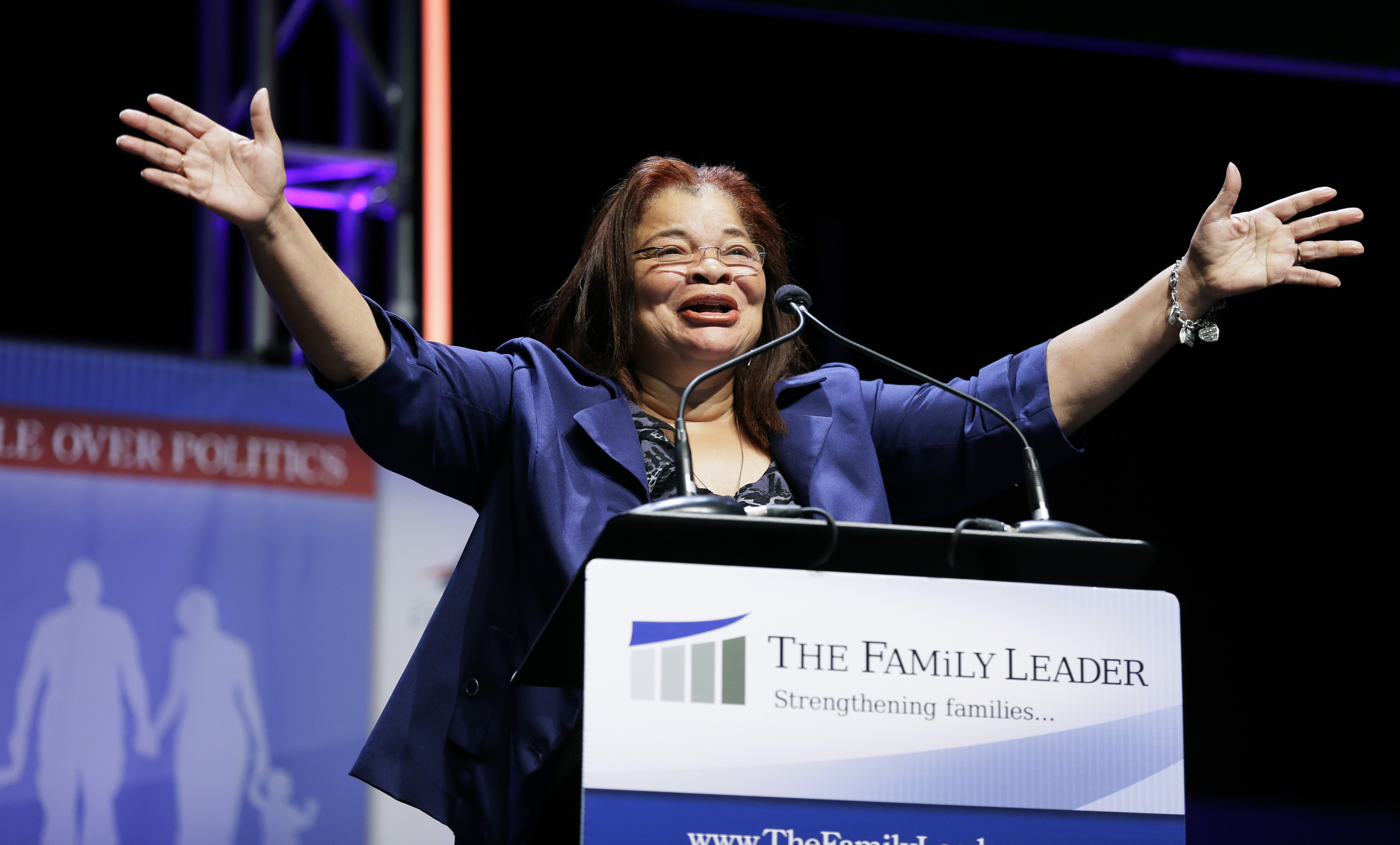 MLK's niece denounces Democrats' 'race baiting' of Trump