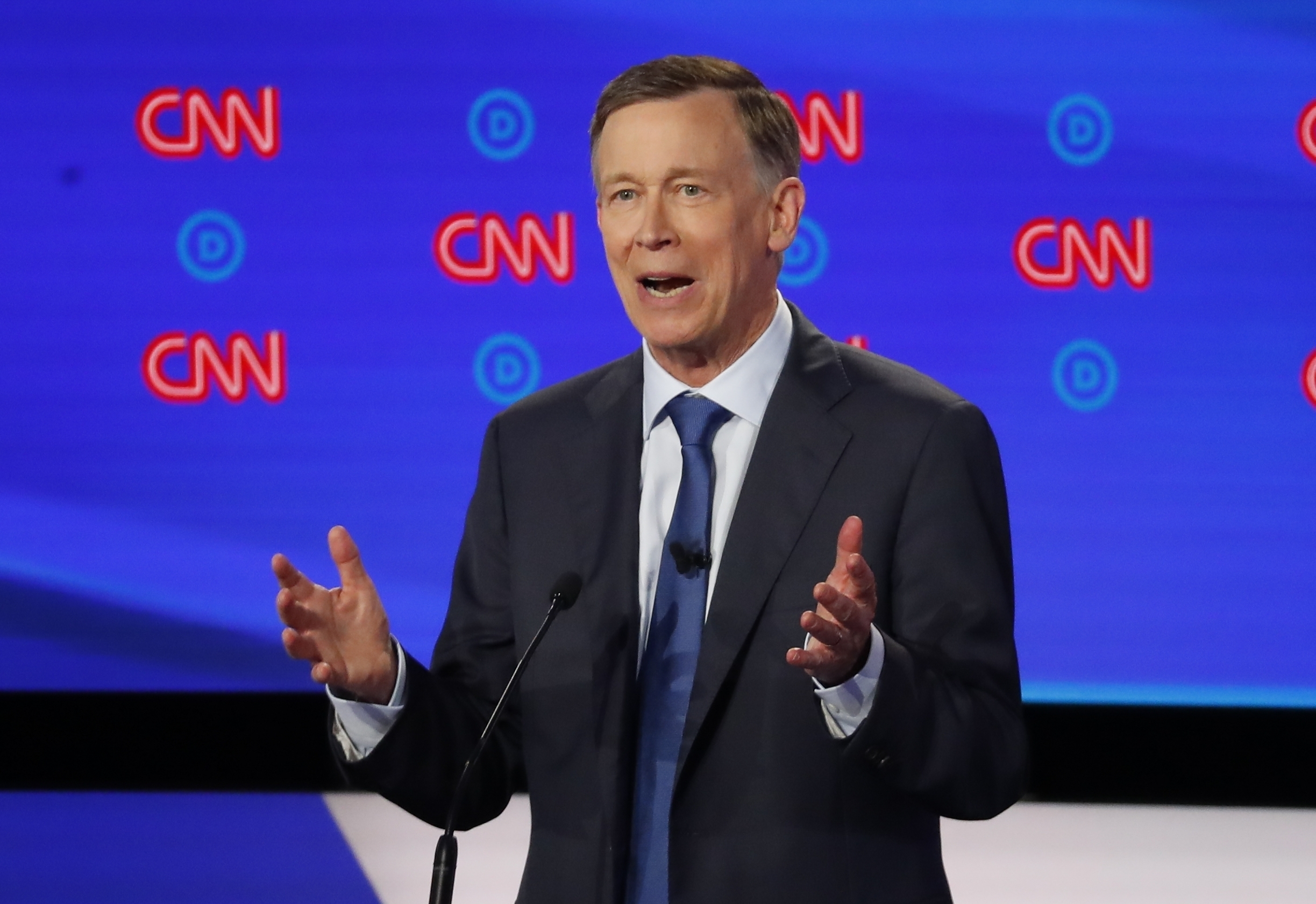 John Hickenlooper expected to drop out of presidential race: Reports