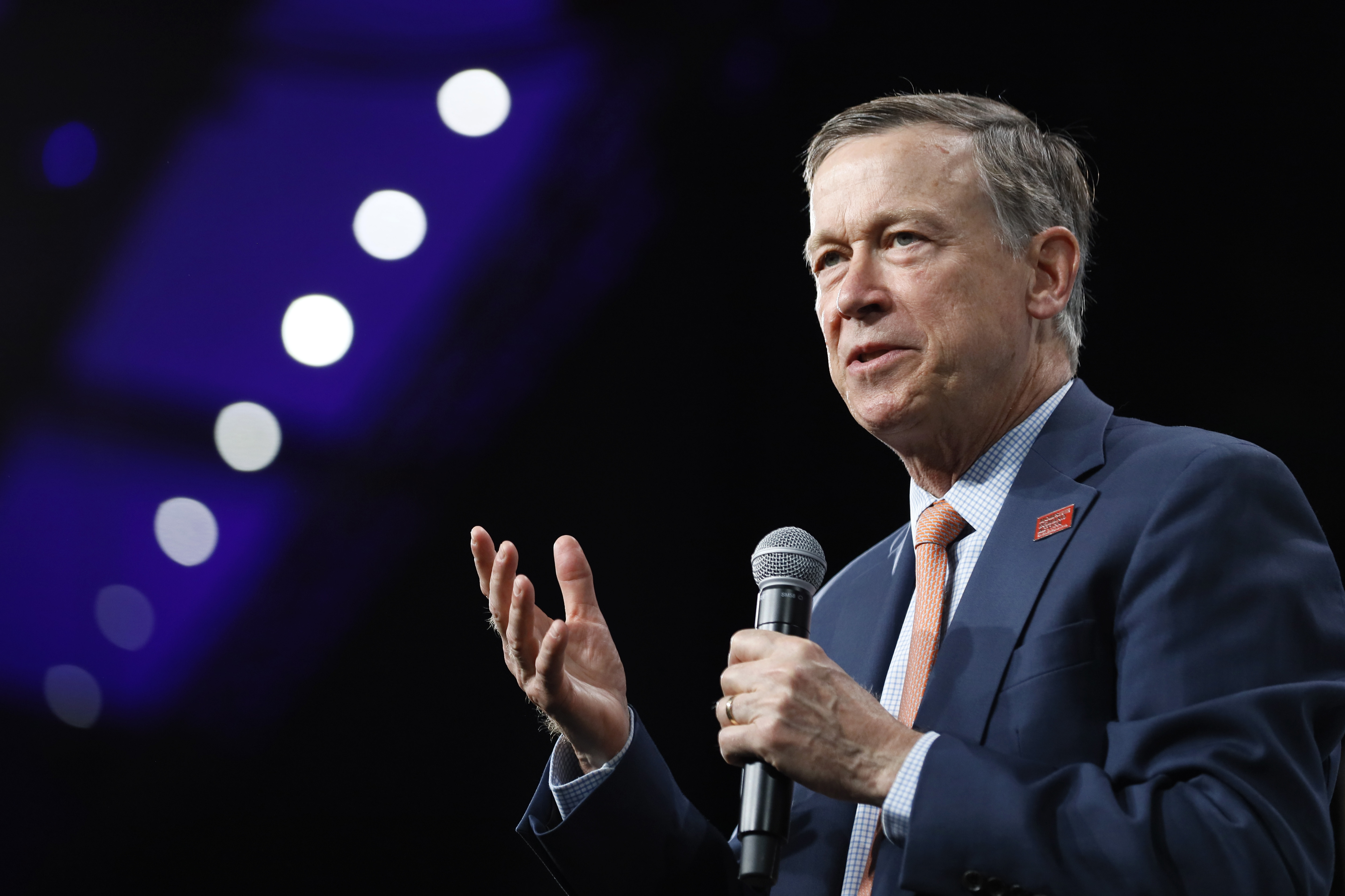 John Hickenlooper to drop out Thursday: Report